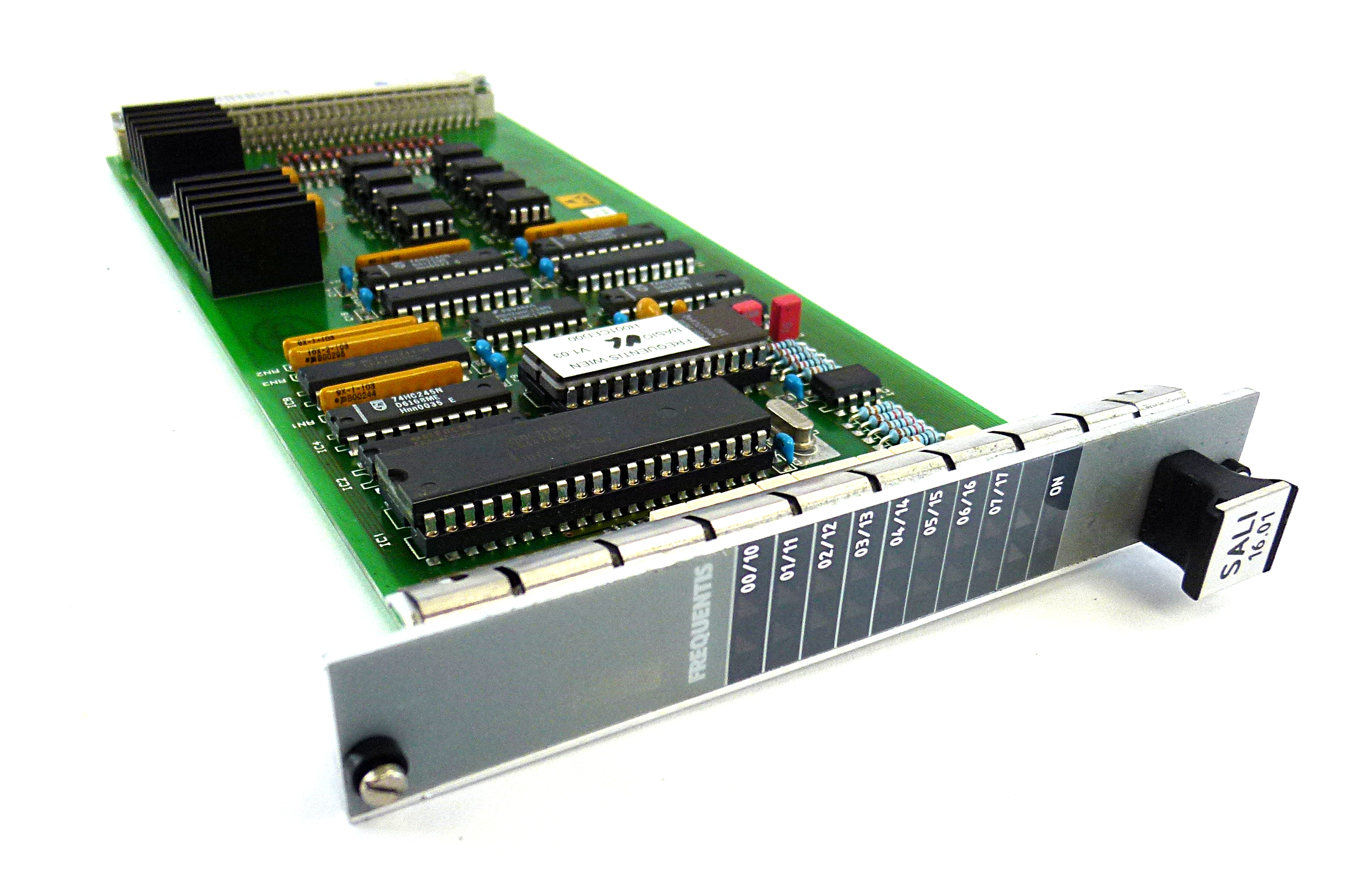 Frequentis SALI 16.01 BGT Data 706619 Communication Module