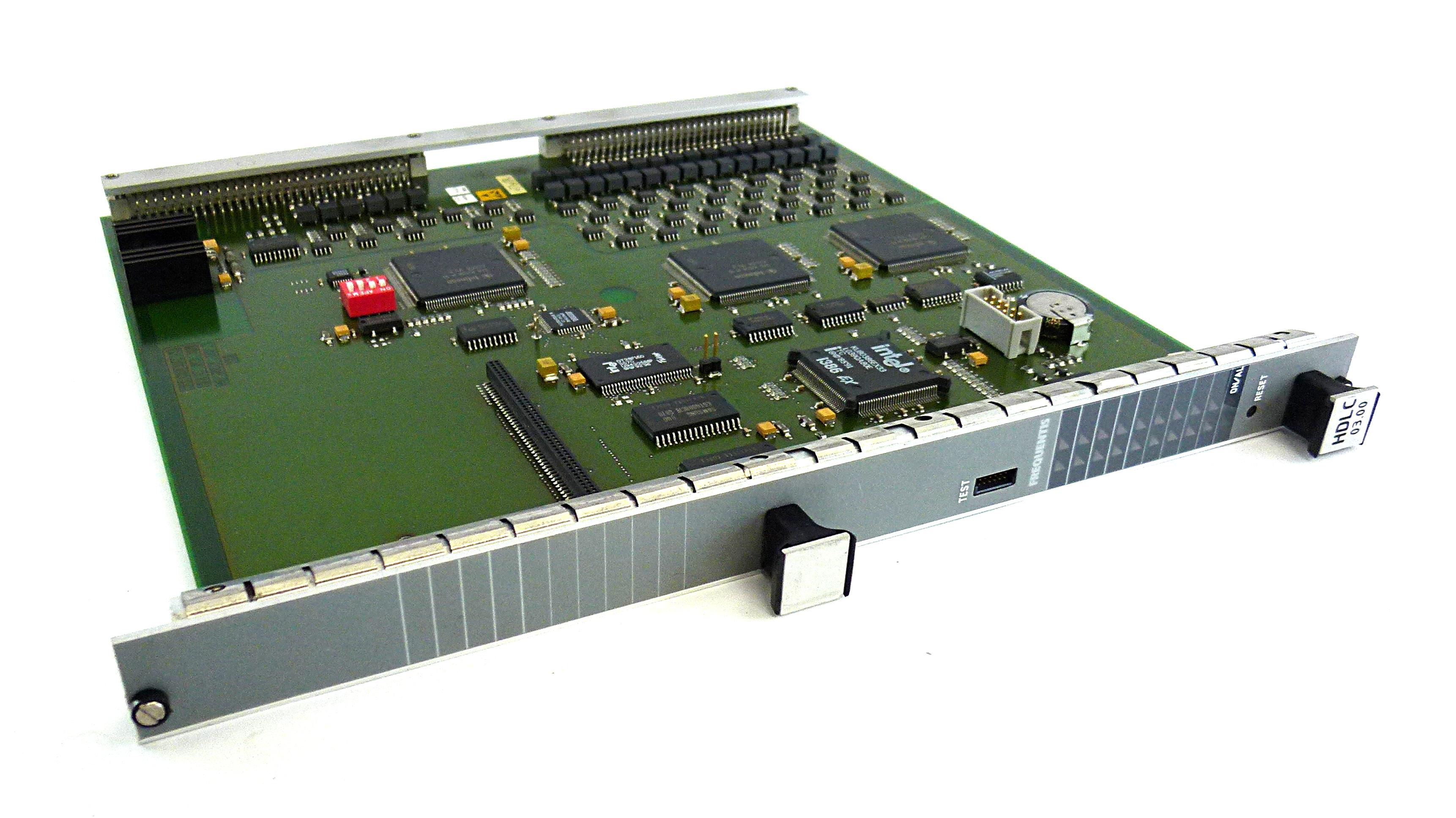 Frequentis HDLC 03.00 BGT Data 706619 Communication Module