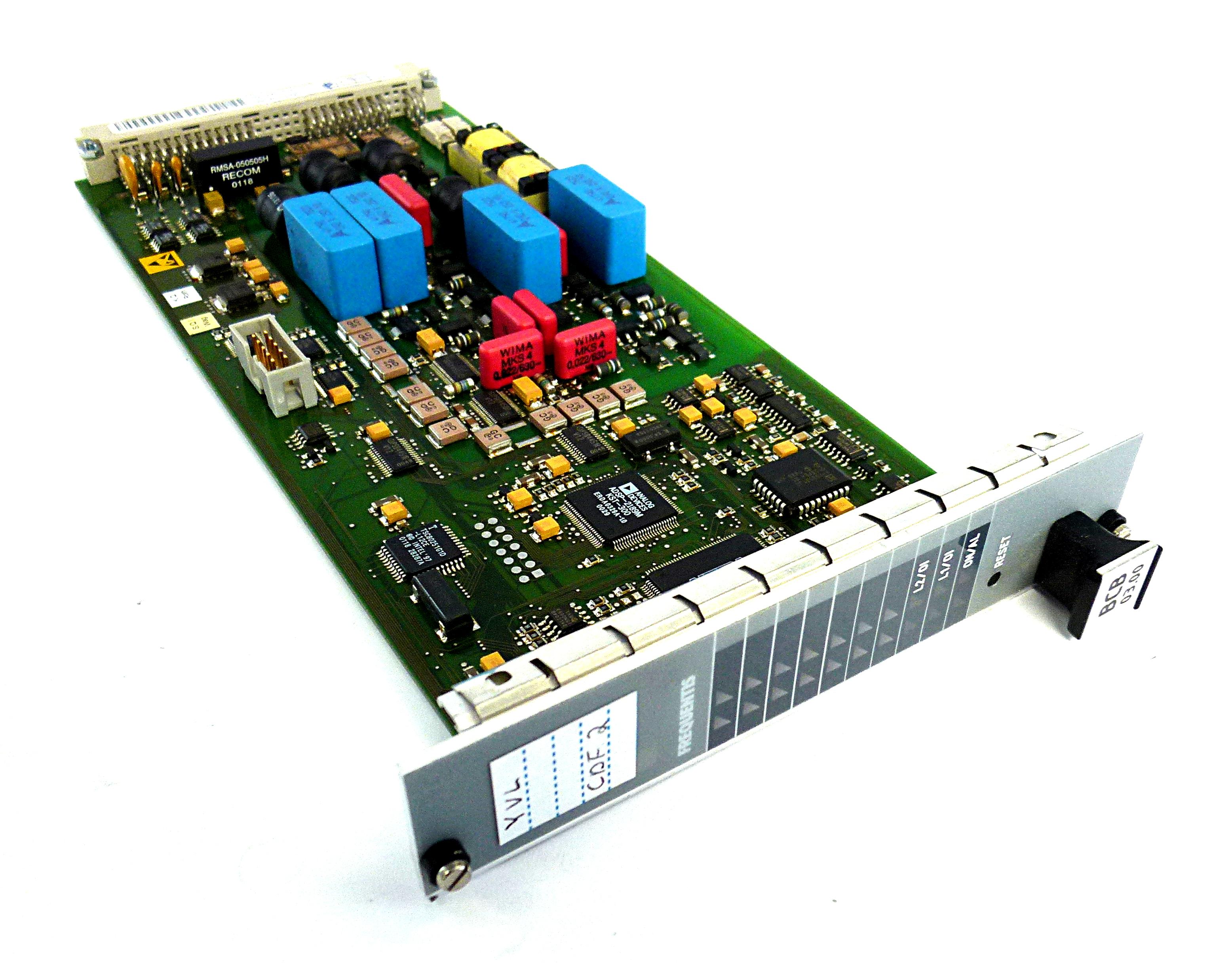 Frequentis BCB 03.00 BGT IF2000S Communication Module