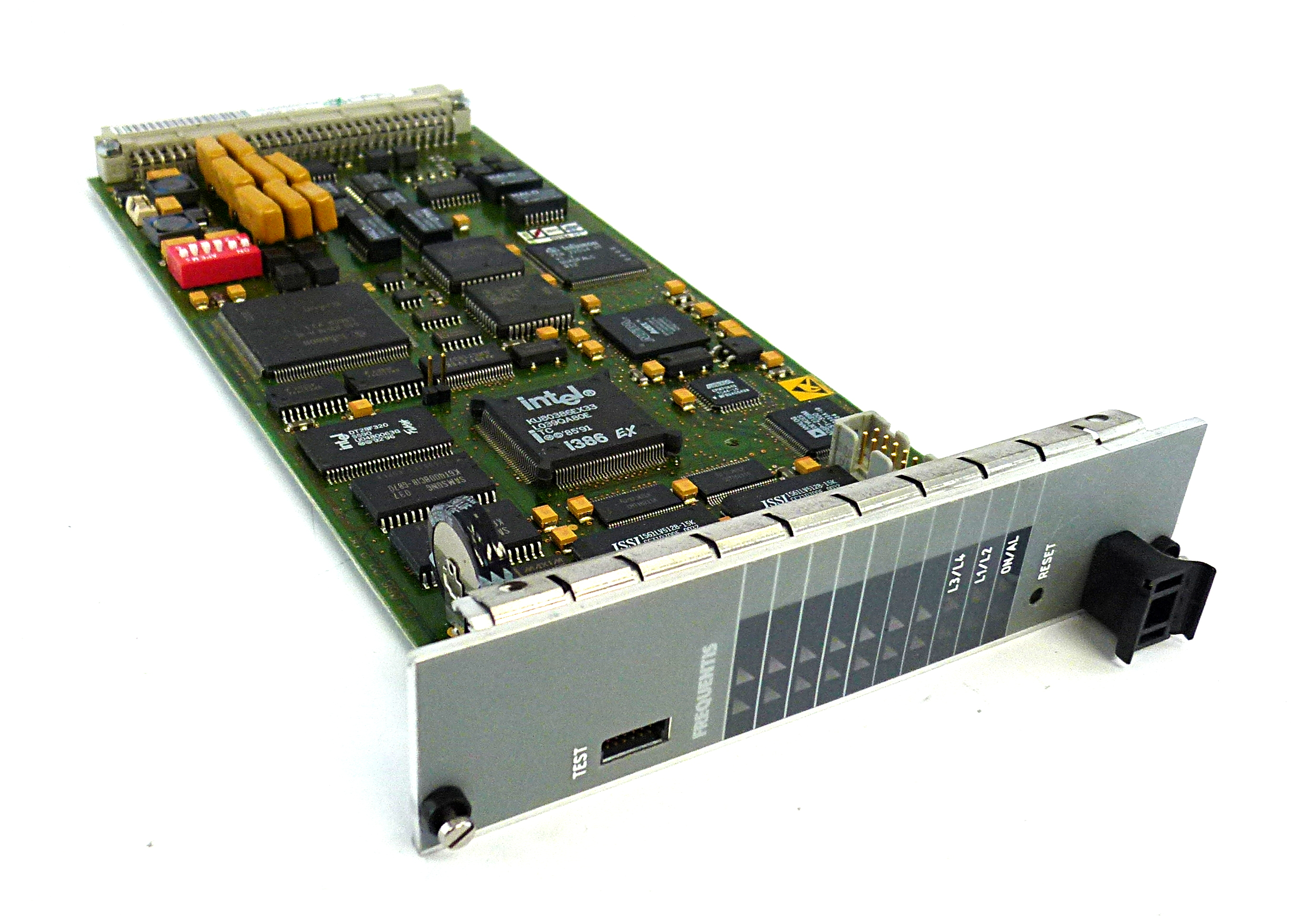 Frequentis GPIF 03.01 BGT Data 706619 Communication Module