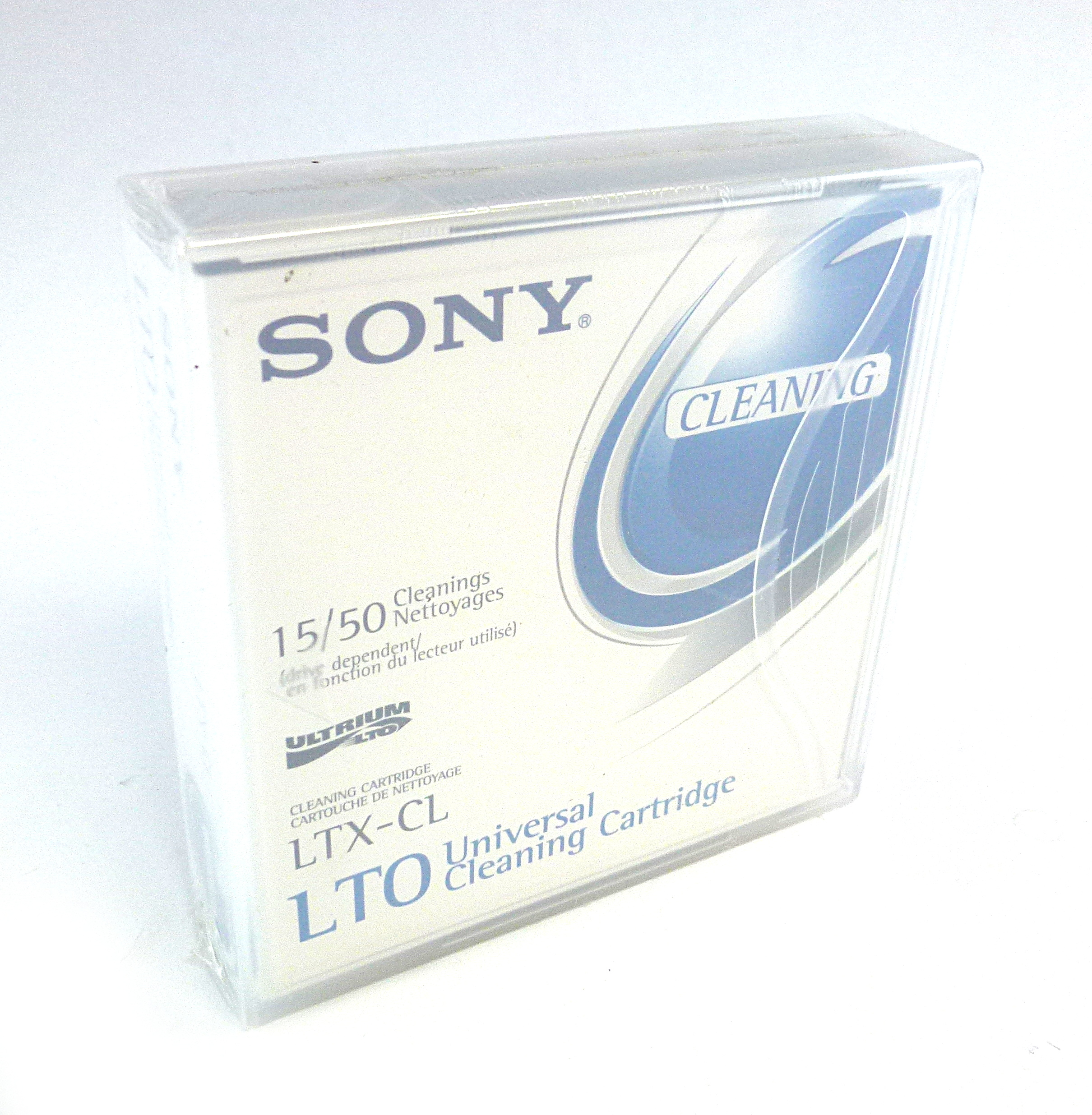 New Sony LTX-CL Universal Cleaning Cartridge