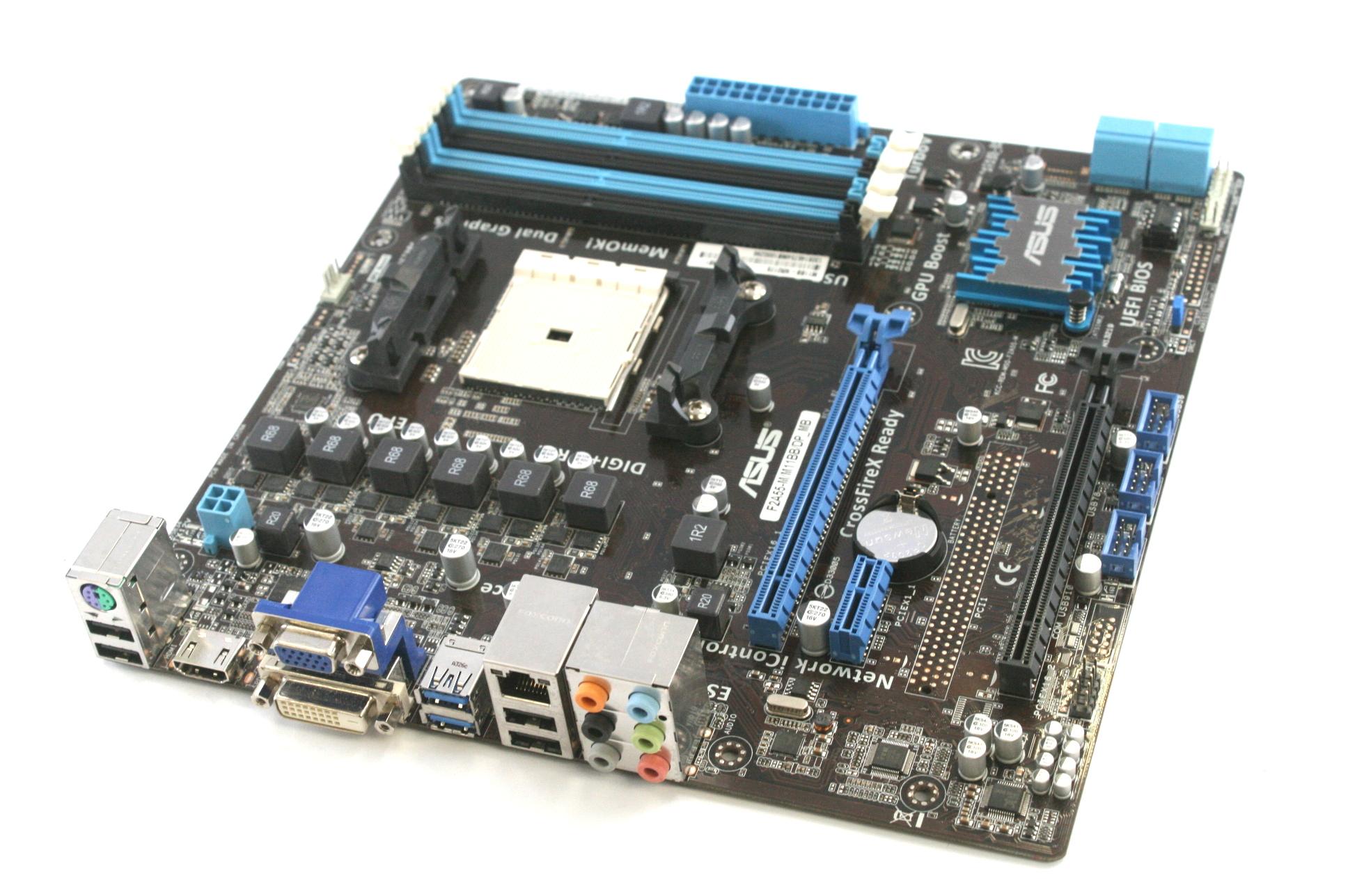 Asus M11BB-NR017S AMD Socket FM2 Motherboard F2A55-M/M11BB/DP_MB