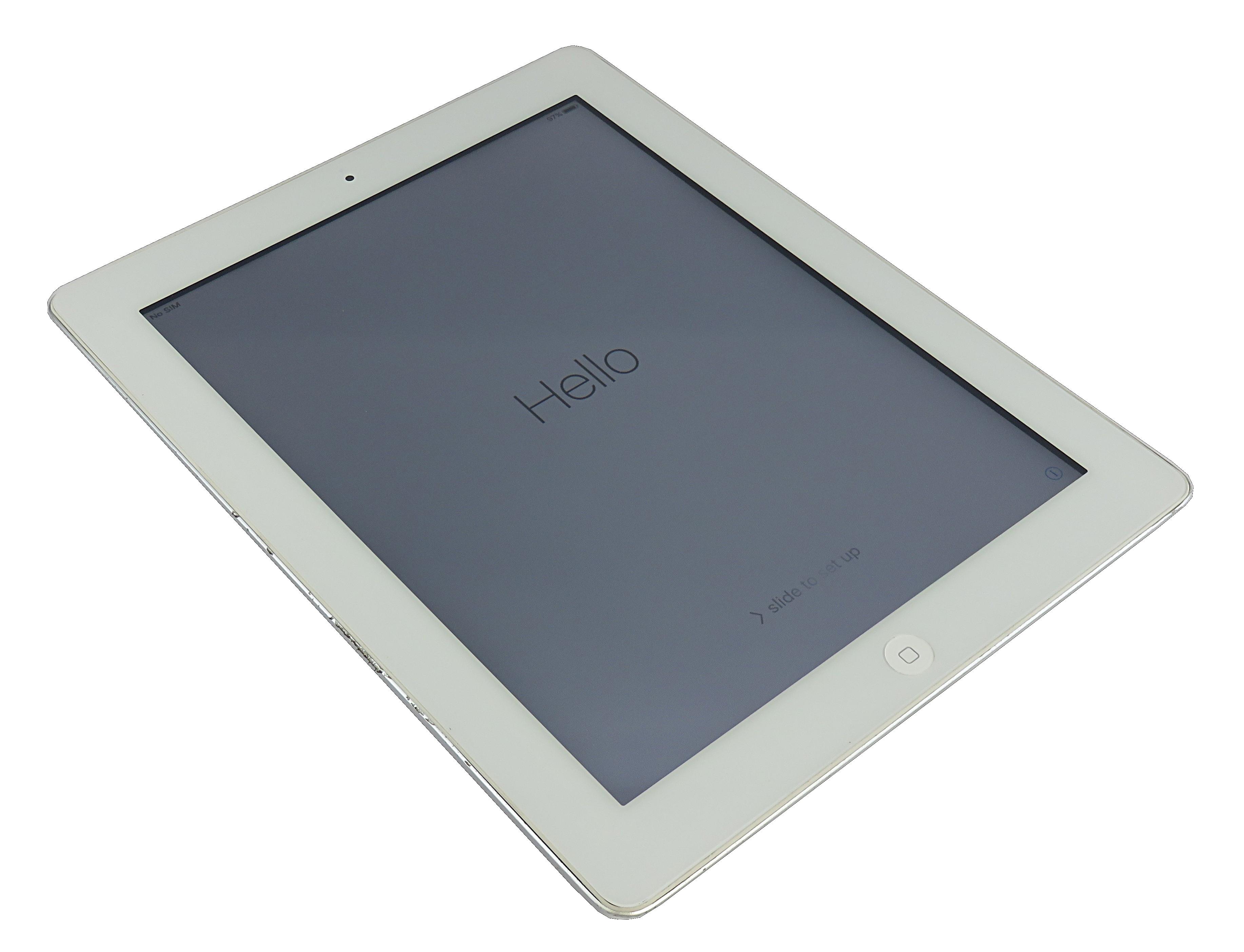 Apple iPad 2 A1396 - 32GB / WiFi+GSM / White / Grade B
