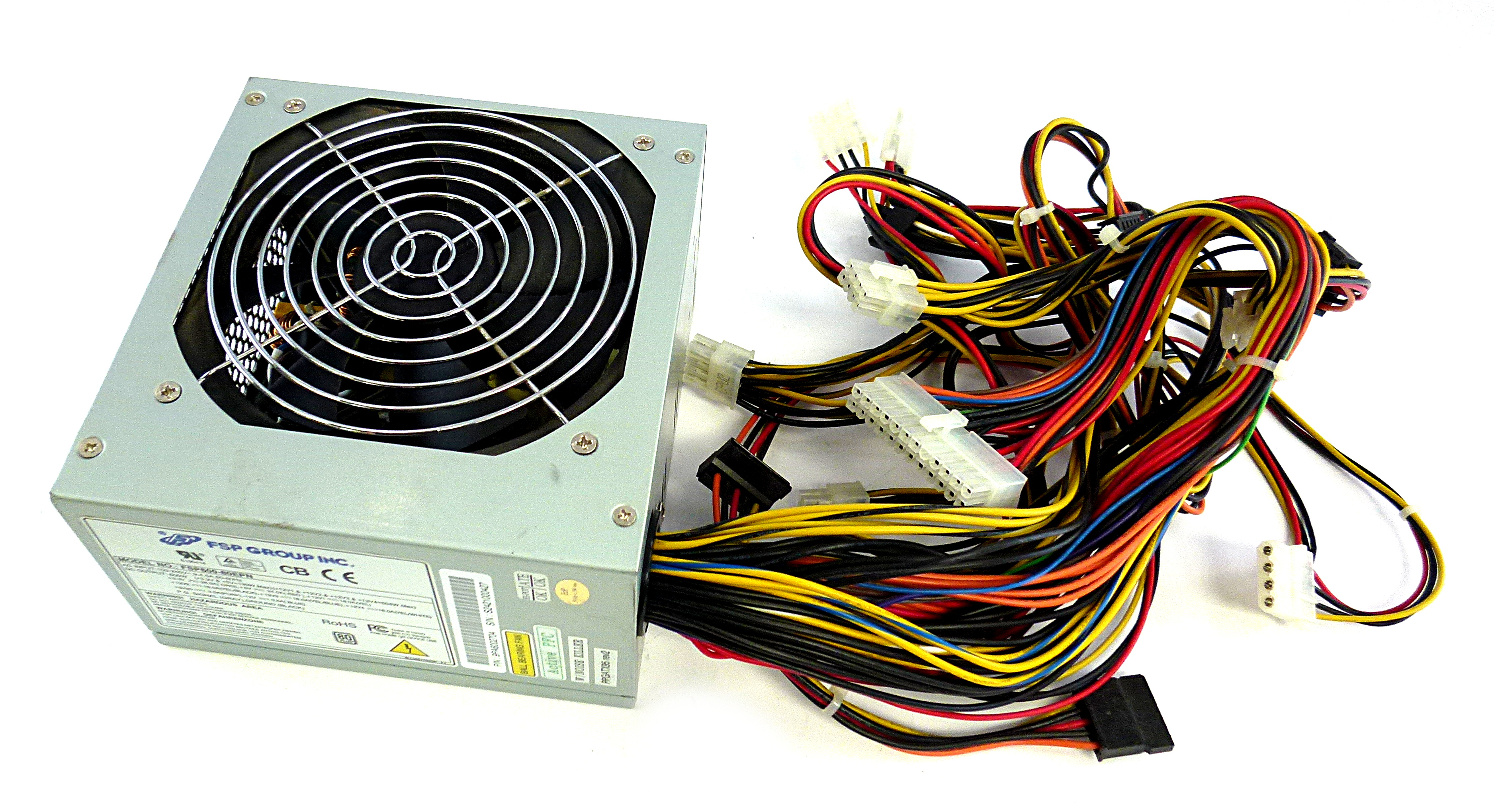 FSP FSP600-80EPN 600W 80 PLUS ATX Power Supply 9PA6002704