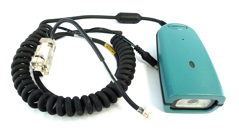 Welch Allyn 4710LR-121 Handheld Scanner IT4710 / No AC Adapter