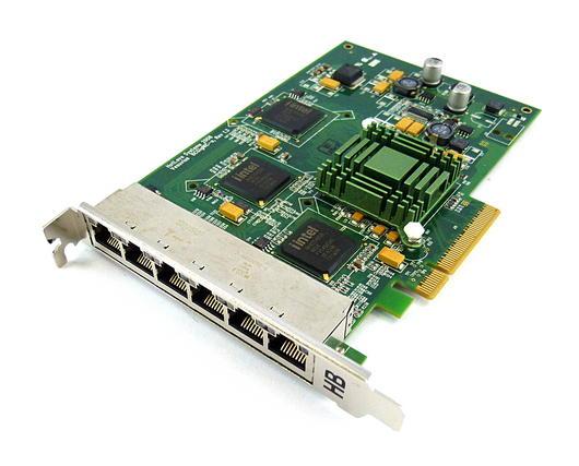HotLava 6C11810A3 Vesuvius 6 Port PCI-E Gigabit Ethernet Card 6CGigNIC-e