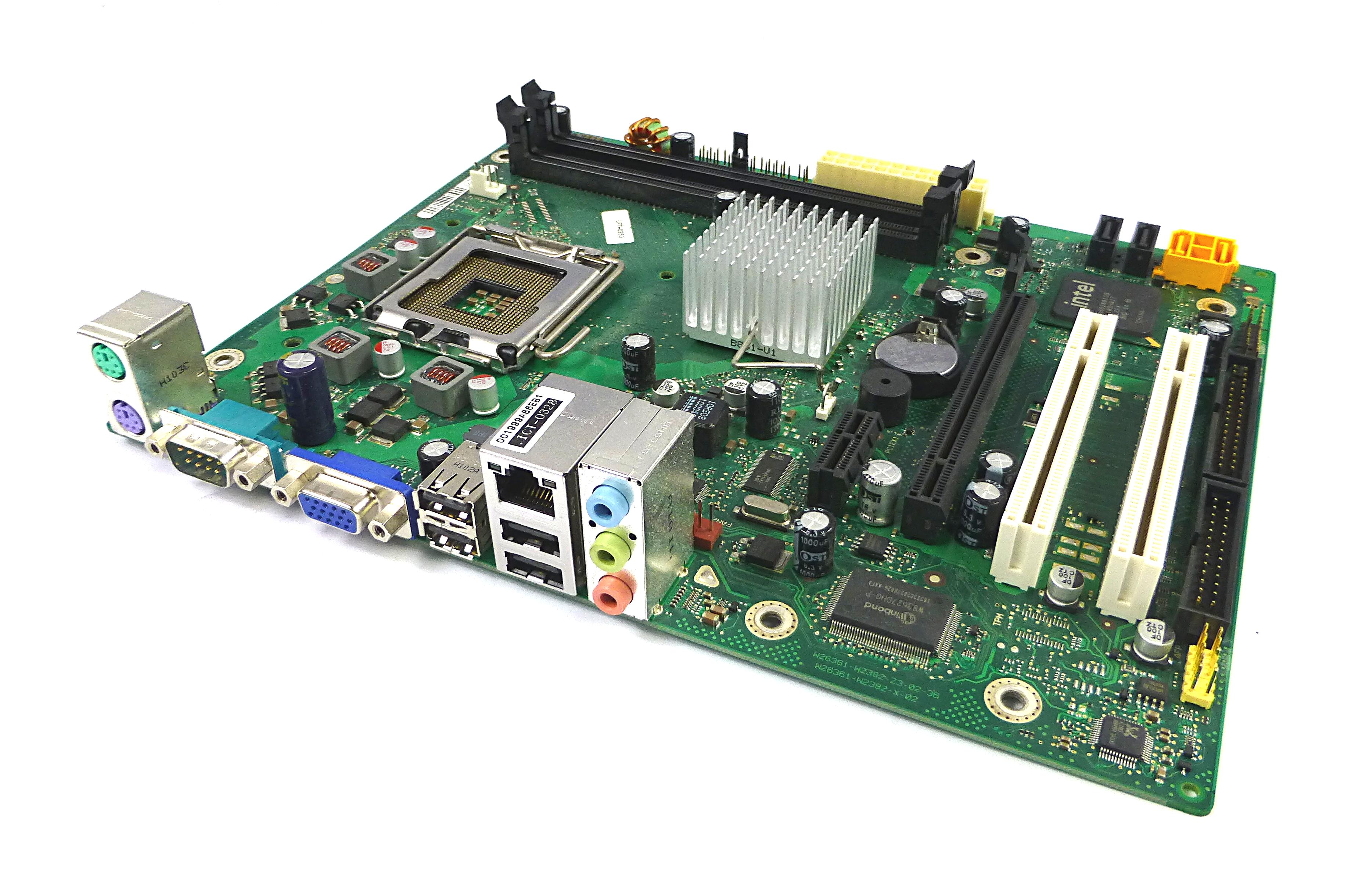 Fujitsu D3041-A11 GS 2 Socket LGA 775 Motherboard