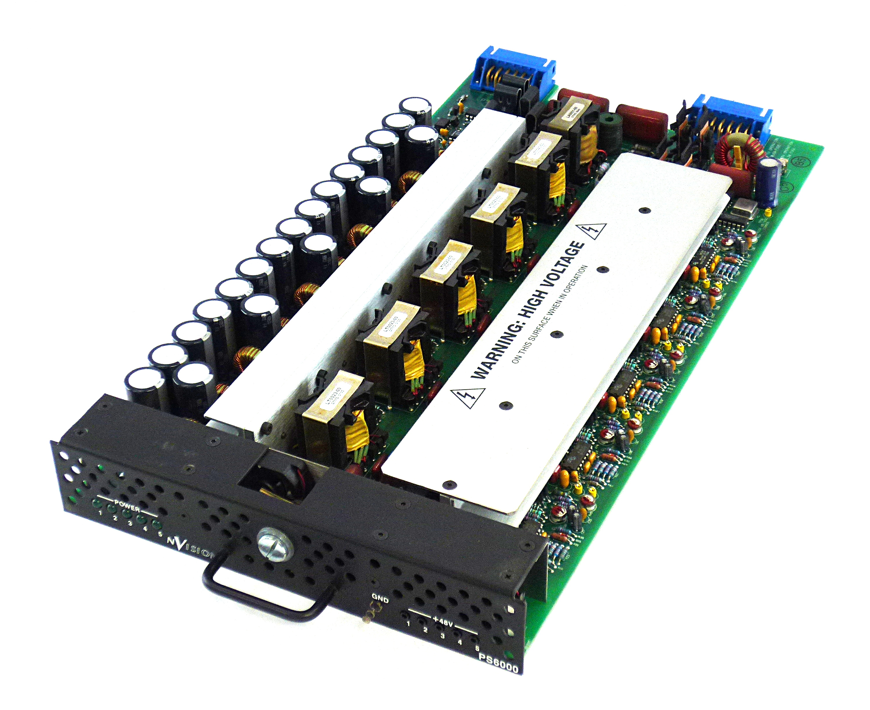 NVision PS6000-00 E1 NV7256 Envoy Power Supply Board