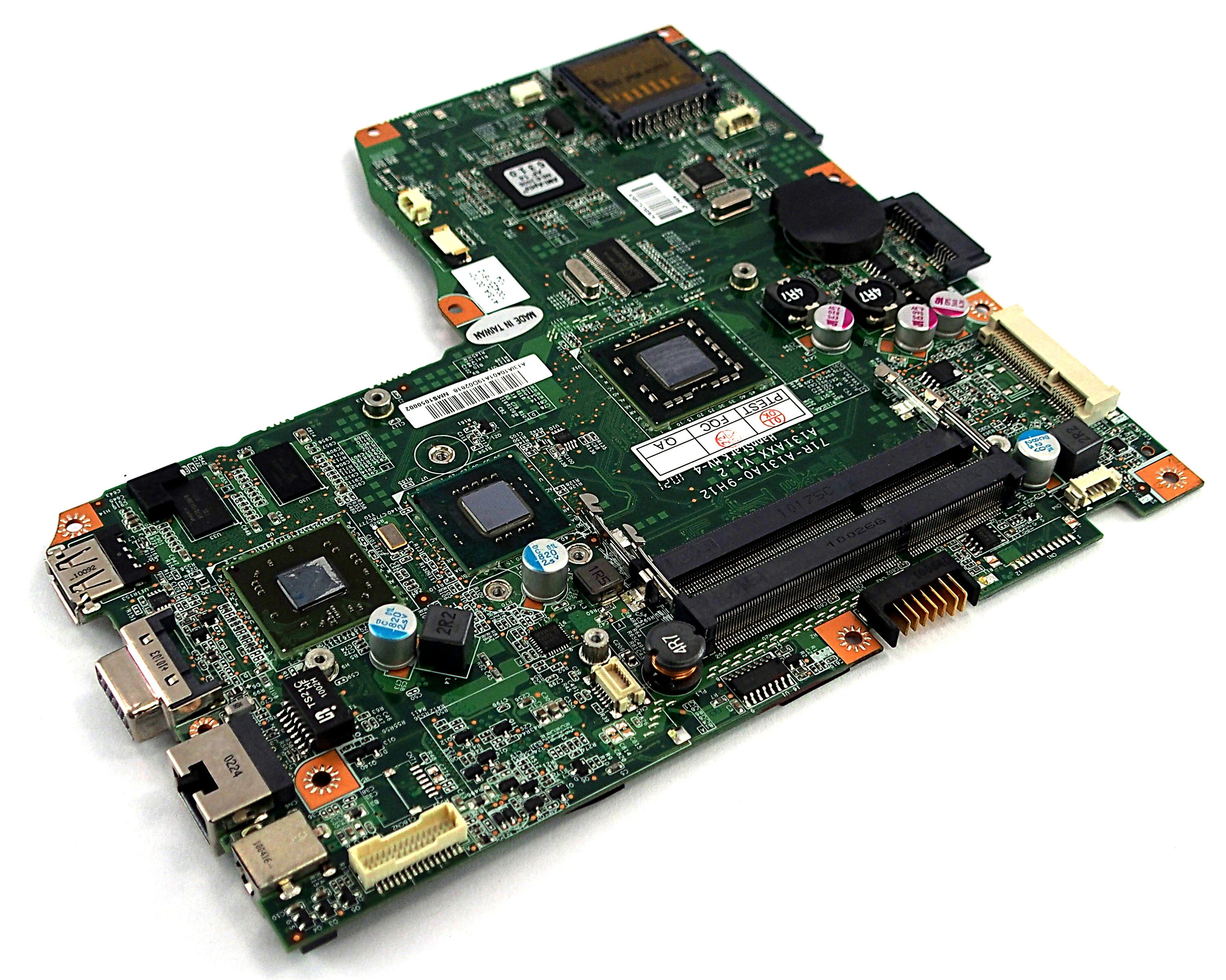 Advent 71R-A13IA0-9H12 with BGA intel SLGYW CPU Laptop Motherboard