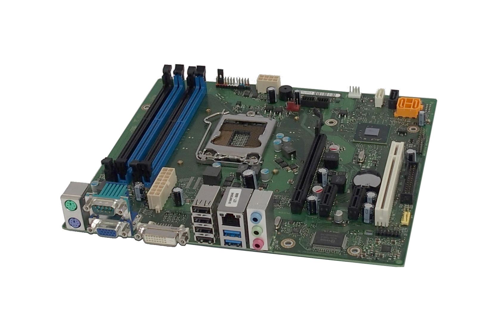 Fujitsu D3171-A11 GS 1 DDR3 Socket LGA 775 uATX Motherboard