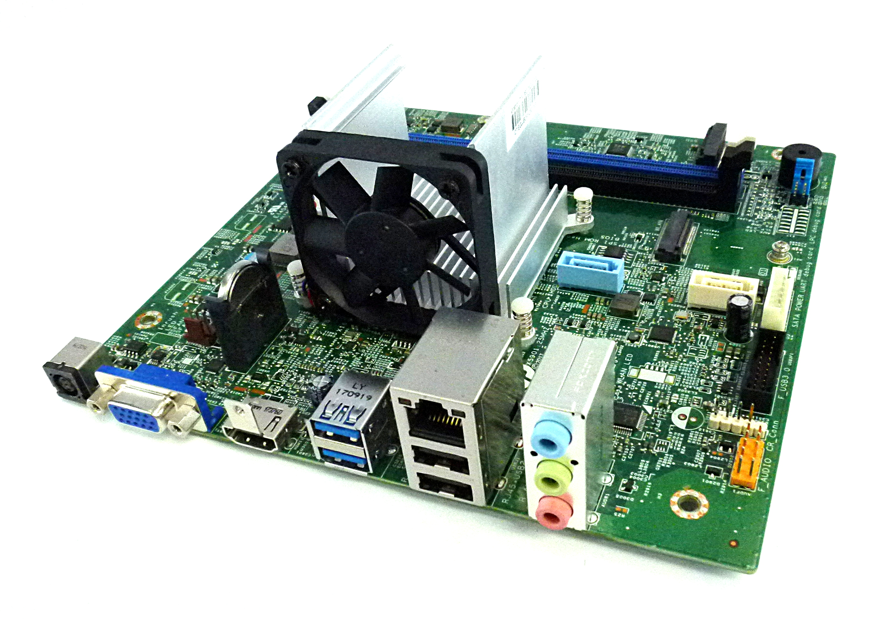 HP 910101-002 Pavilion 570-a1xx Motherboard w/ AMD A9-9430 CPU 910103-001
