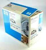 Genuine HP Q1339A LaserJet 4300 Black Toner Cartridge - Globe Livery - Opened