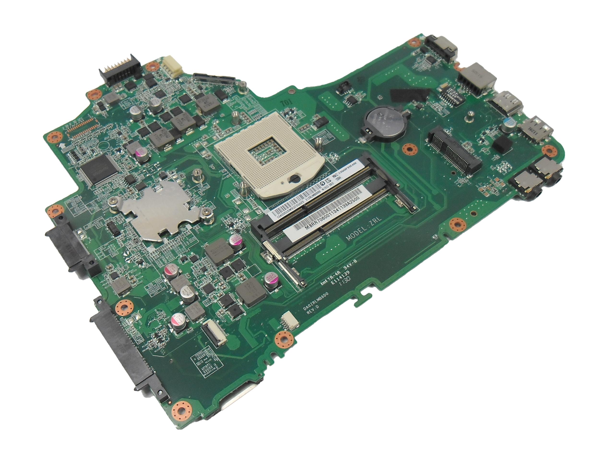 MB.RR706.001 Acer Aspire 5749-6850 Laptop Motherboard rPGA-989