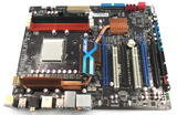 Asus M4A79T Deluxe Socket AM3 Motherboard