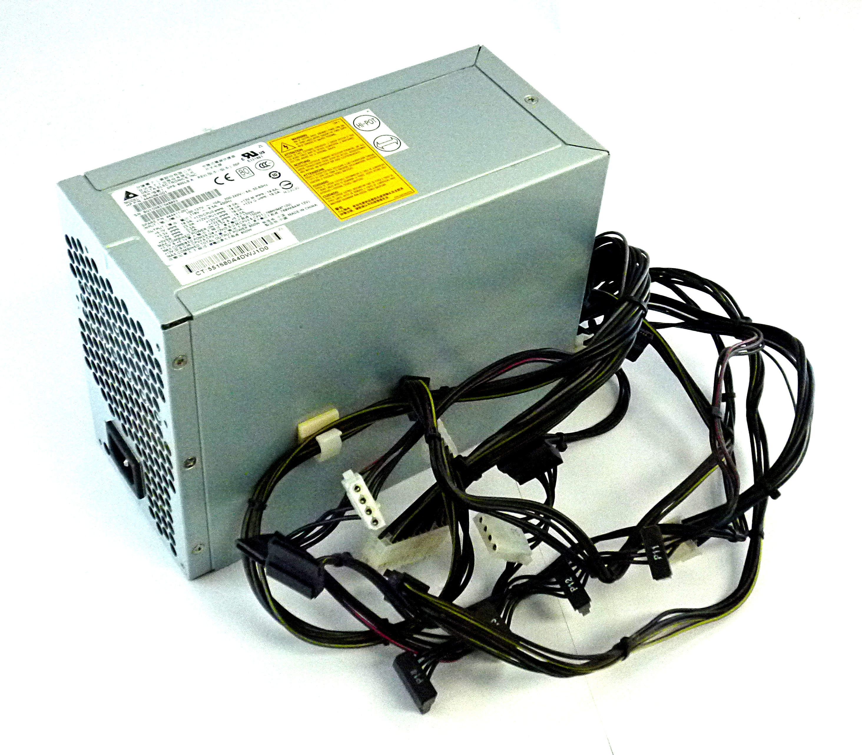 HP 444411-001 xw8600 Workstation 800W Power Supply 444096-001  DPS-800LB A