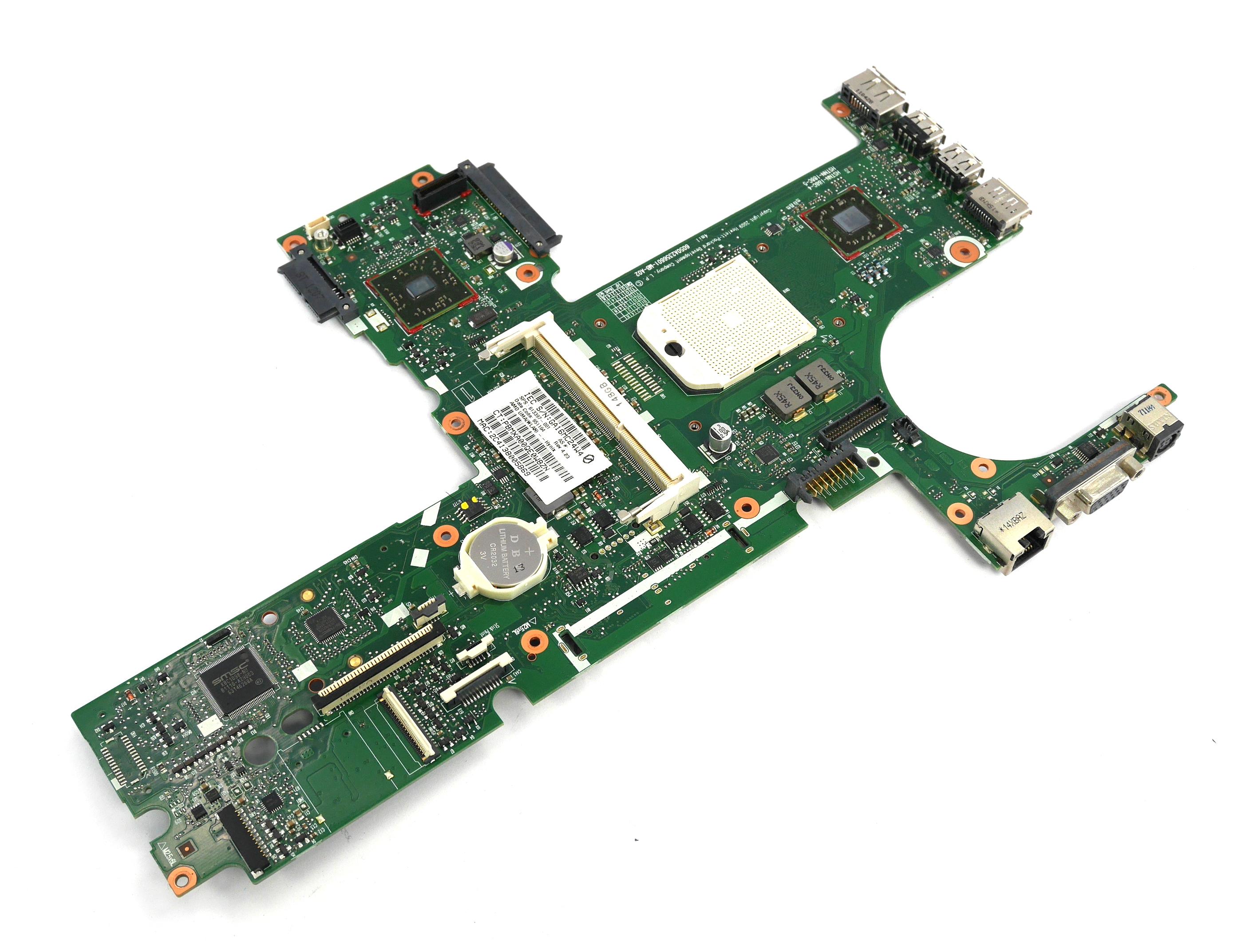 HP 613397-001 ProBook 6555B Skt S1 Laptop Motherboard