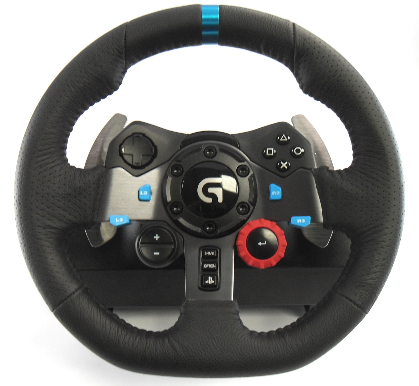 /Logitech G29 Driving Force Racing Steering Wheel /f PS3 ...