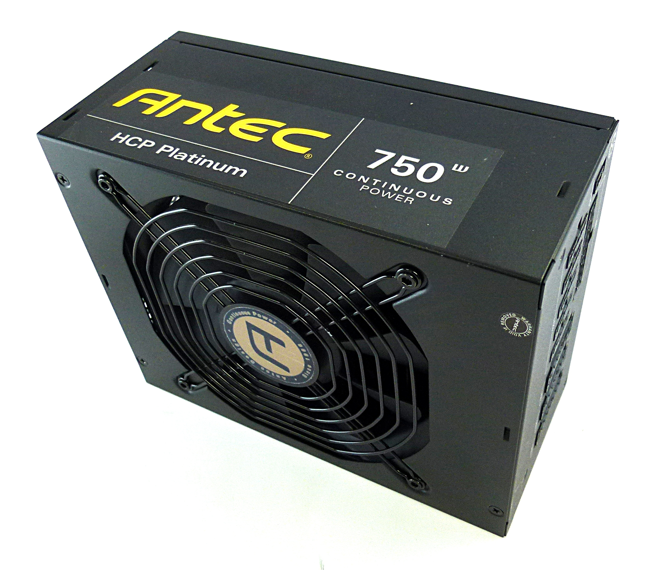 Antec HCP-750 HCP Platinium 750W Power Supply PSU - Without Cables