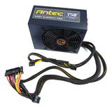 Antec HCP-750 High Current Pro 750W Power Supply PSU - Without Cables