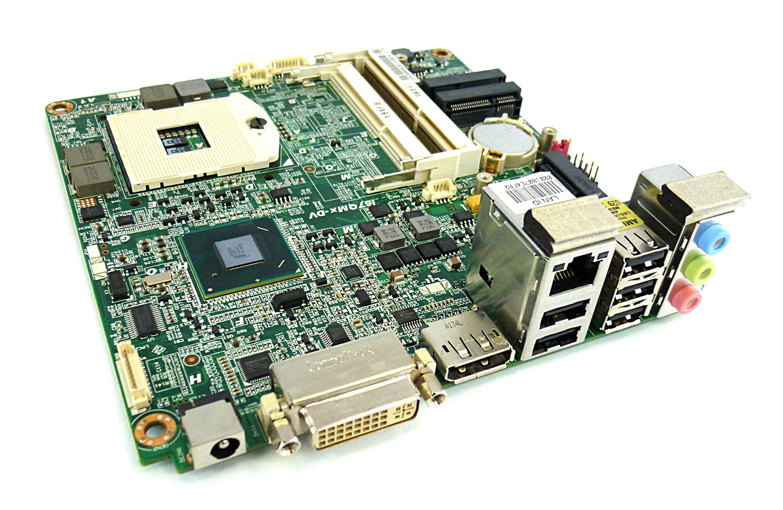 AOpen i67QMx-DV Skt rPGA-989 Motherboard /f Fujitsu Esprimo Q900 Mini Desktop PC