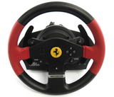 Thrustmaster T150 Force Feedback Wheel Ferrari Edition /w Pedals for PS3 PS4 PC