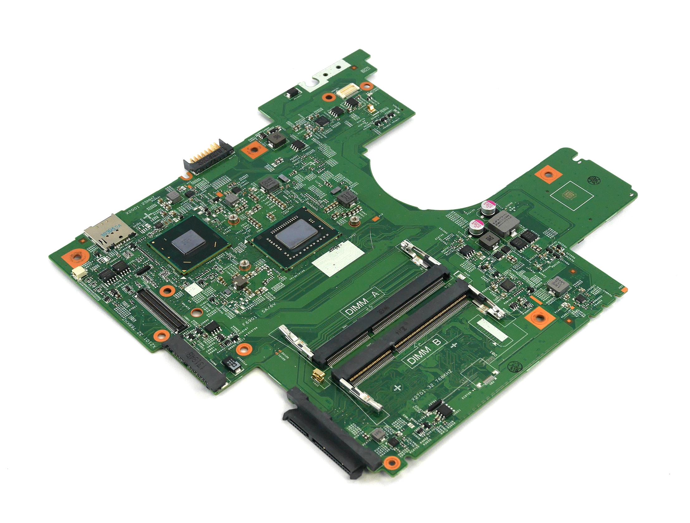 Dell 4NRW8 Latitude 3330 Motherboard with BGA Intel Core i3-2375M Processor