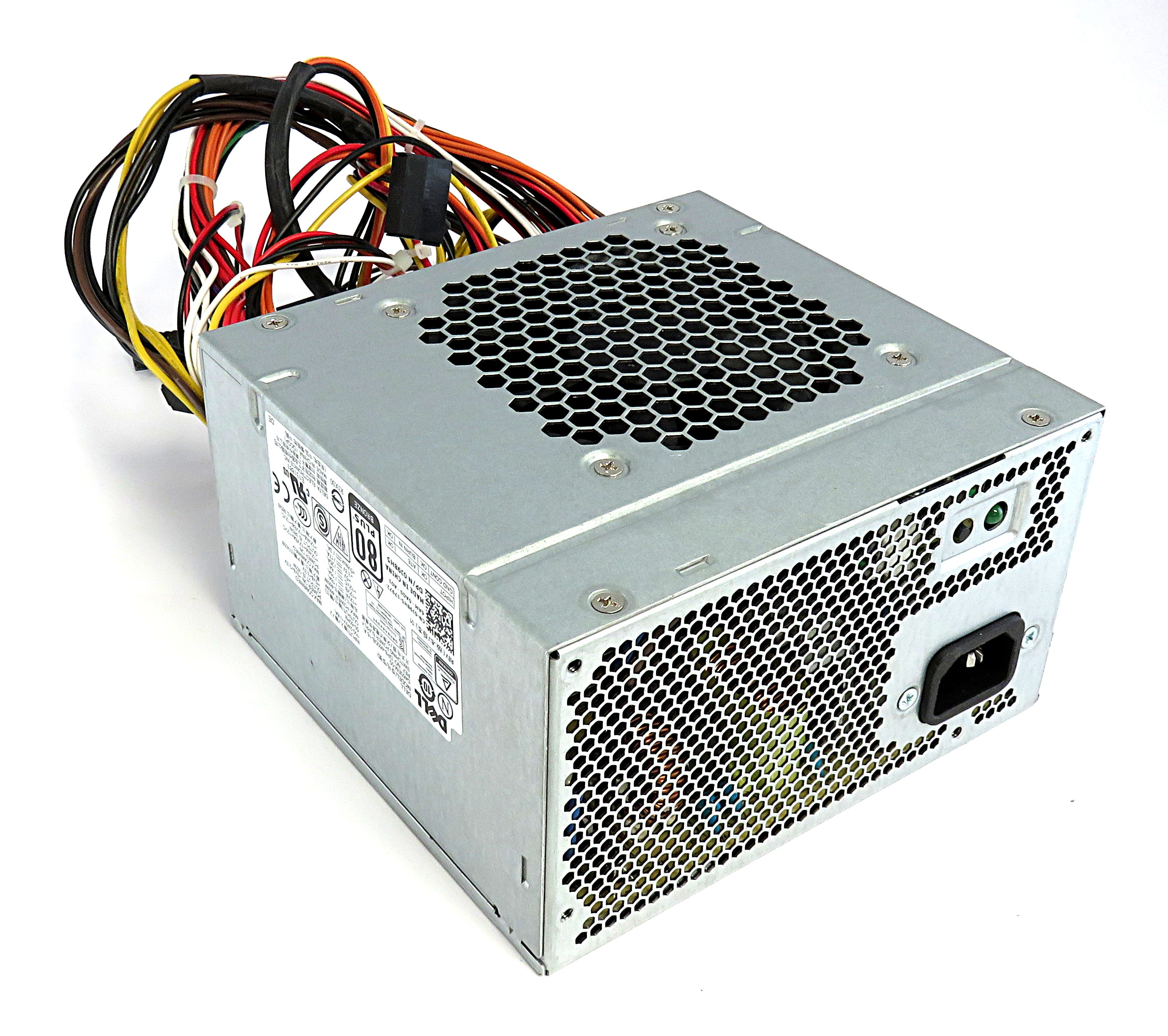 Dell J98H5 460W Semi-Passive PSU f/ XPS 8920 Desktop PC - Delta DPS-460DB-16A