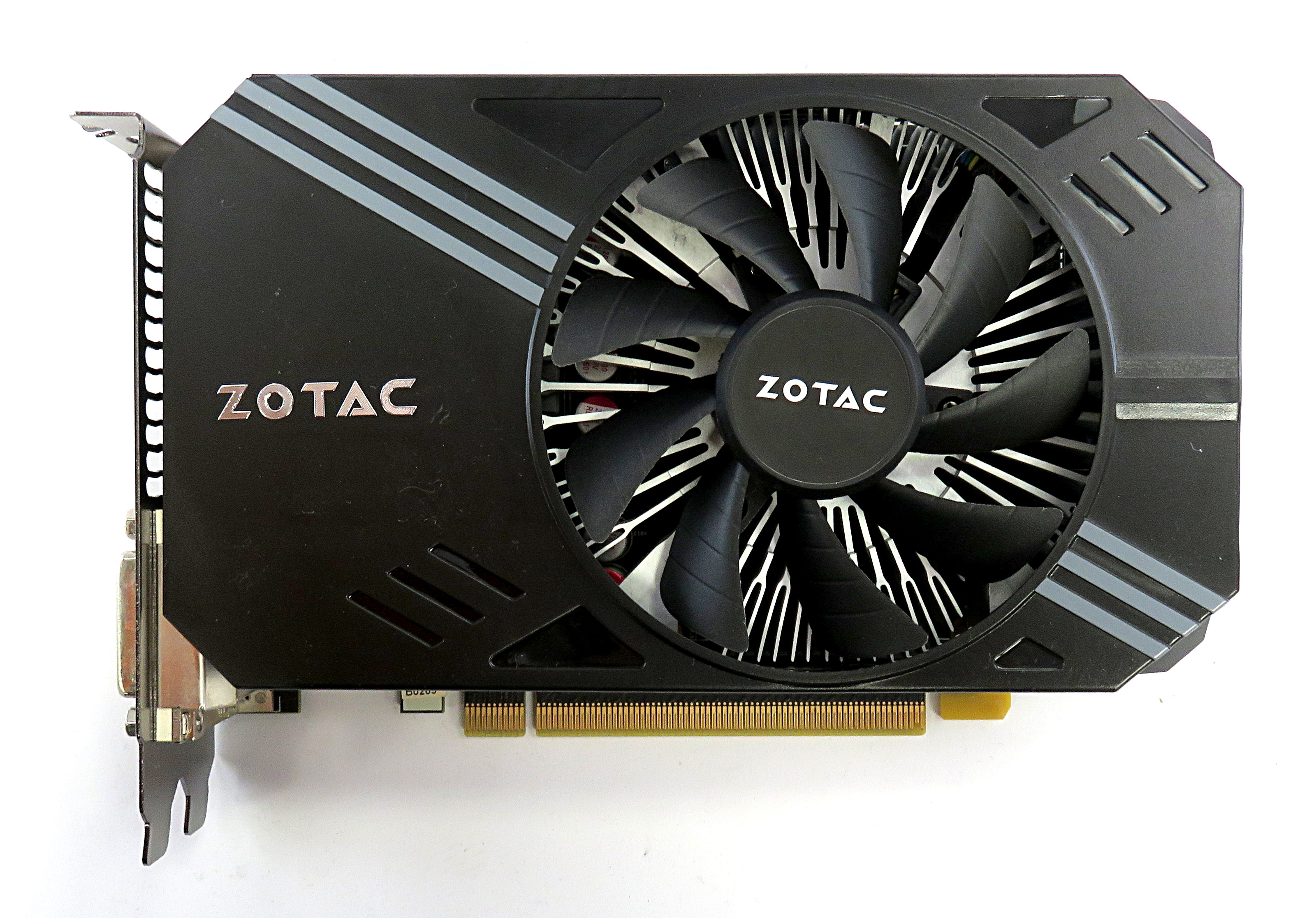 Zotac nVidia GTX 950 Mini 2GB GDDR5 Graphics Card 288-3N376-320Z8 DP/HDMI/2xDVI