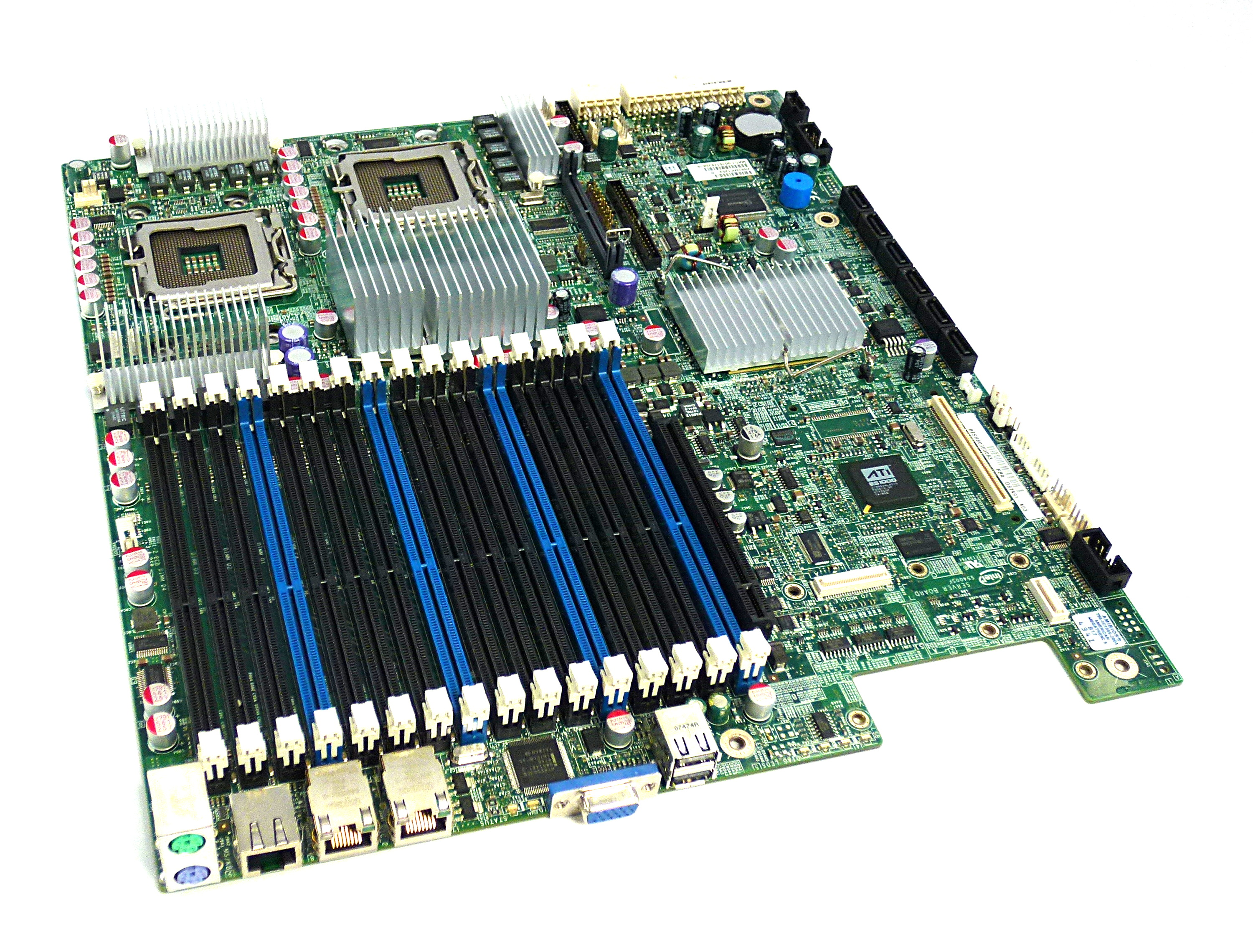 IBM 46C7141 Intel S5400SF Dual Socket LGA771 System Board For X3450 Server