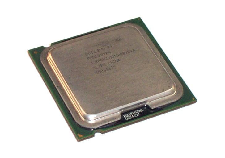 Intel SL7PU Pentium 4 3GHz 530 800MHz 1MB Socket T LGA775 Processor