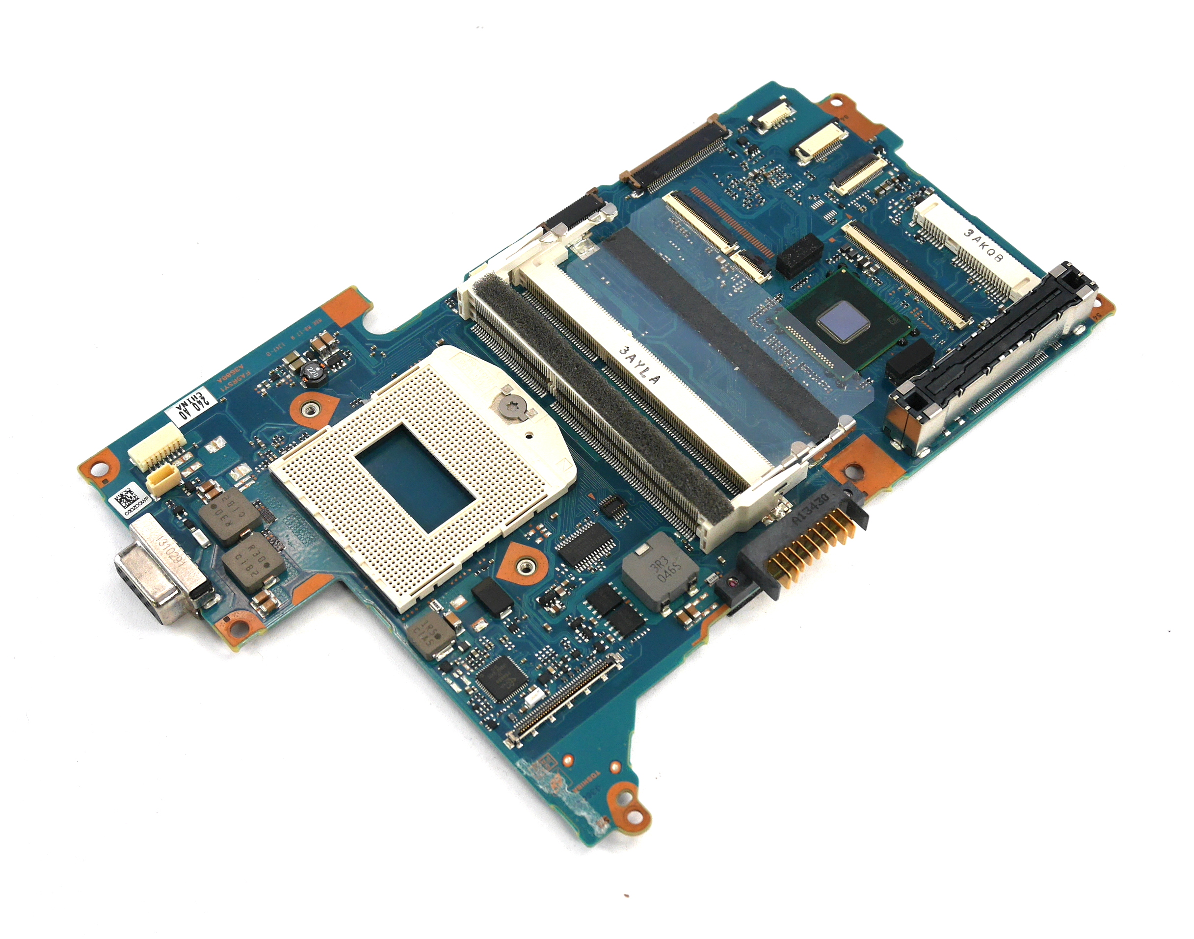 Toshiba FASRSY1 A3688A Portege R30-A-139 rPGA-947 Laptop Motherboard