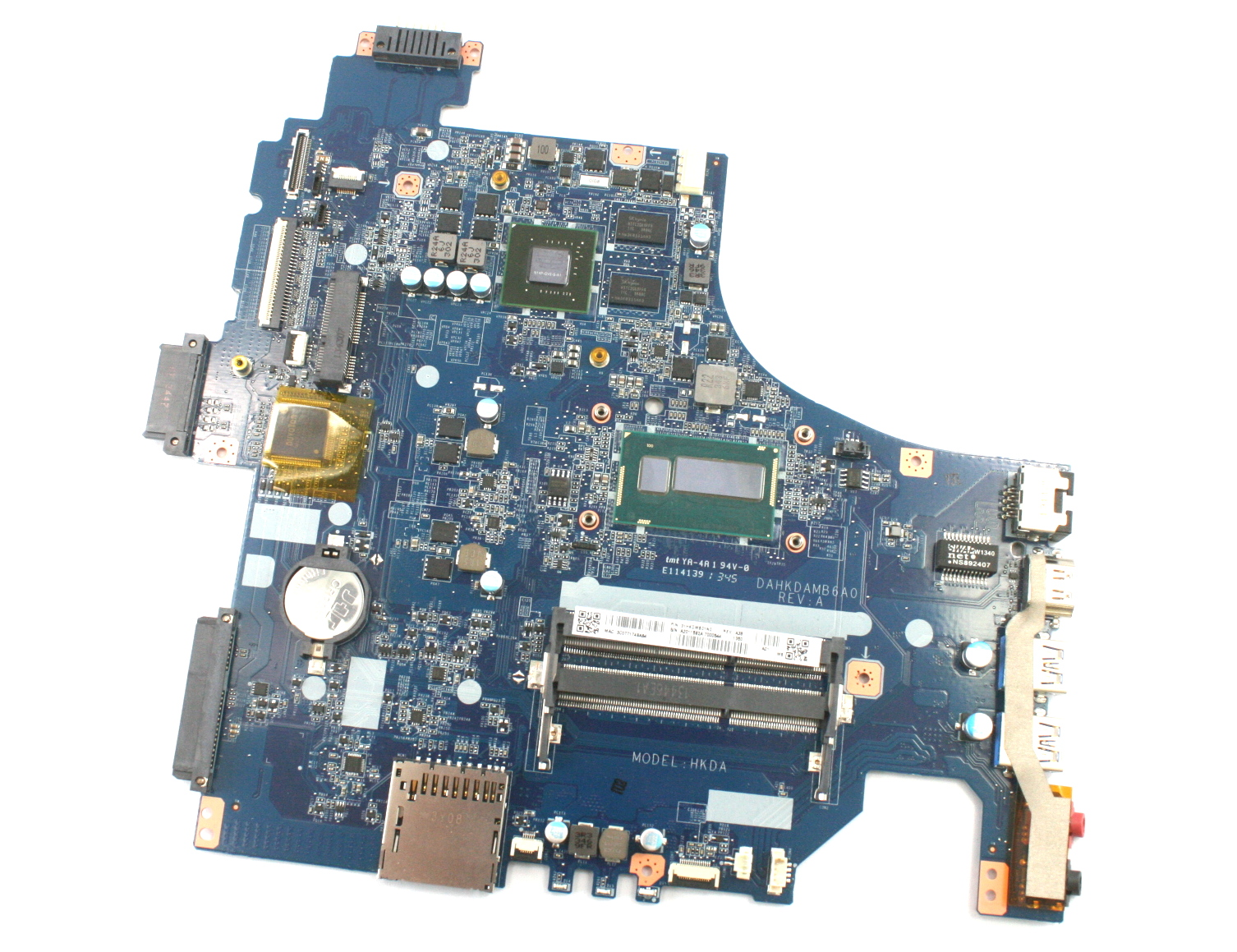 Sony A2011592A Vaio Laptop Motherboard /w i5-4200U CPU - 31HKDMB01N0