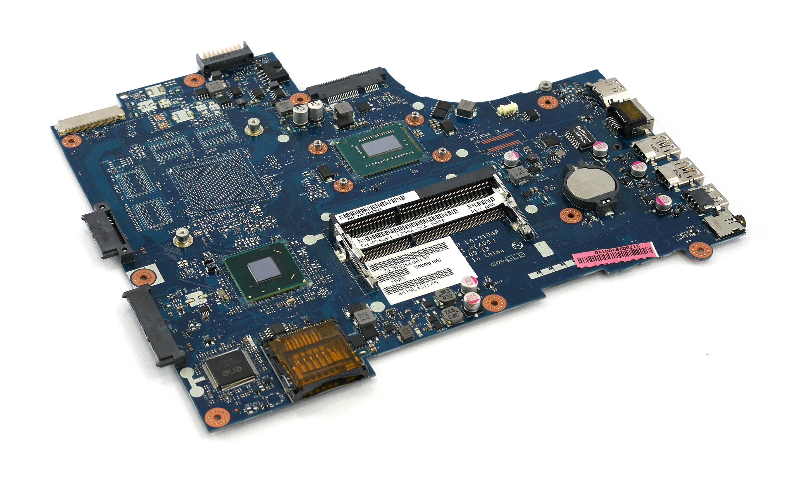 Dell 760R1 Inspiron 15R 5521 Motherboard with BGA Intel Core i5-3337U Processor