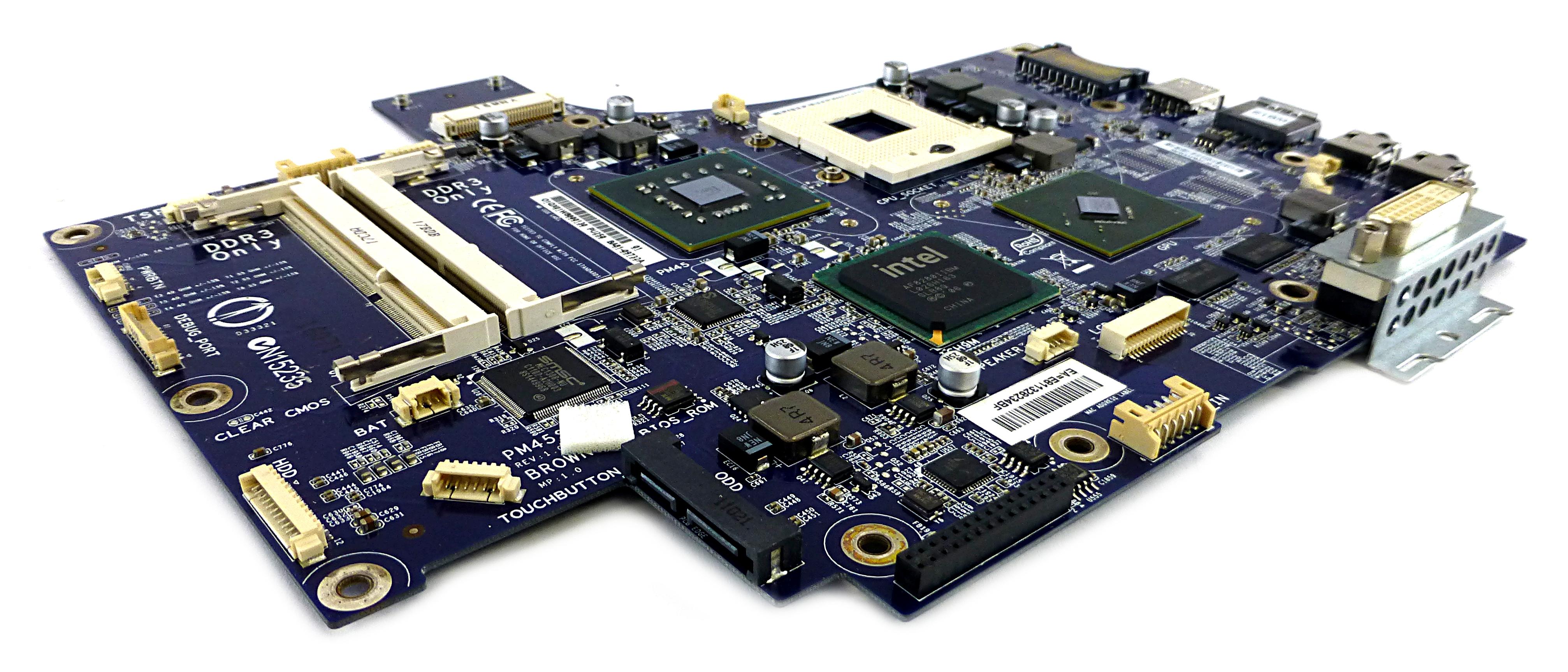Samsung DP-U200 / DP-U250 AiO System Motherboard BA81-09732A/PM45S01S1-UK