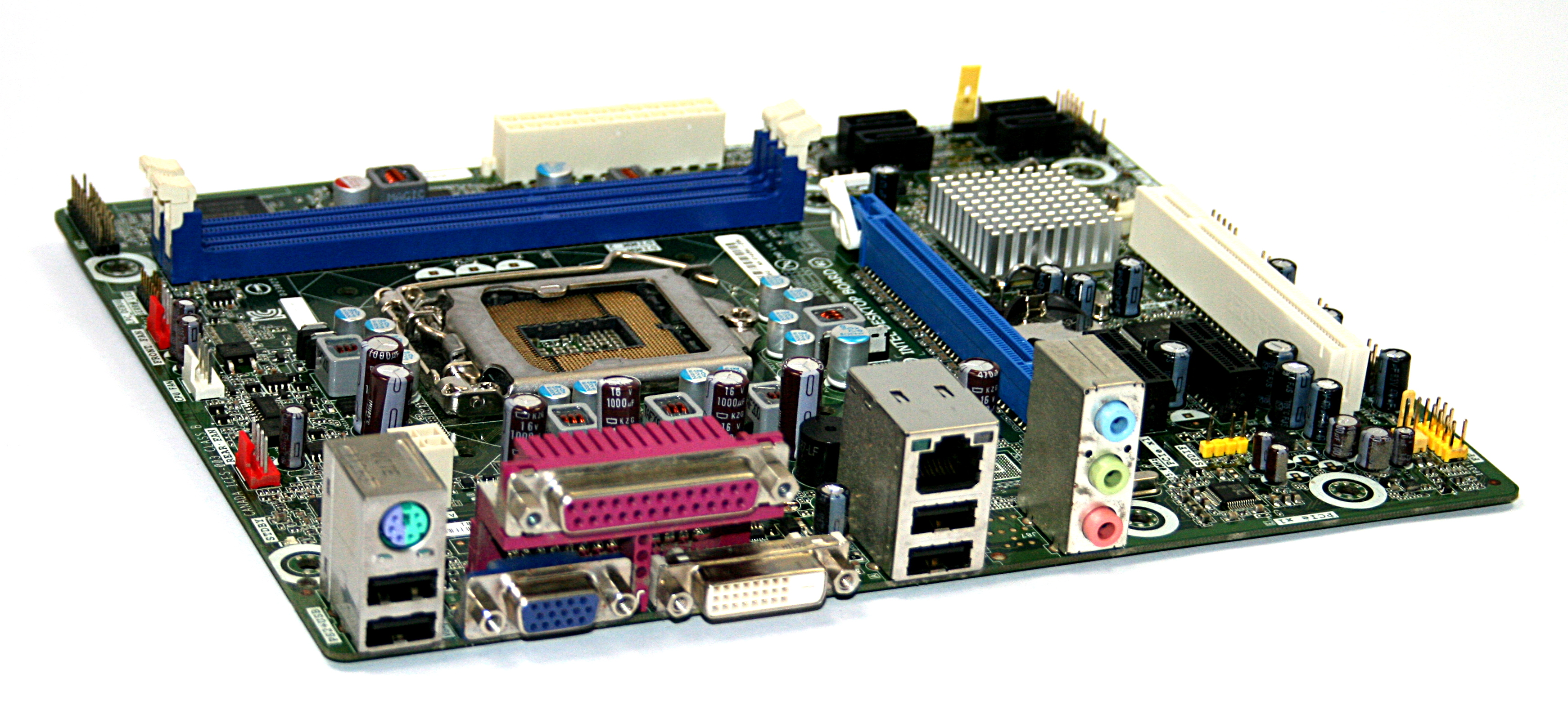 Intel DH61CR Socket LGA1155 Desktop Motherboard