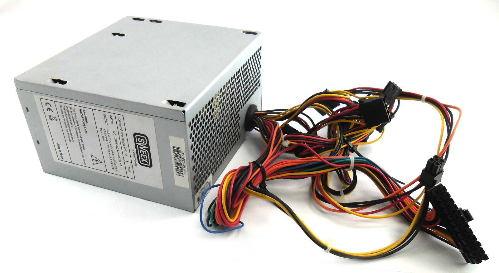 PS011 Sweex 300W Power Supply Unit ATX 1.3