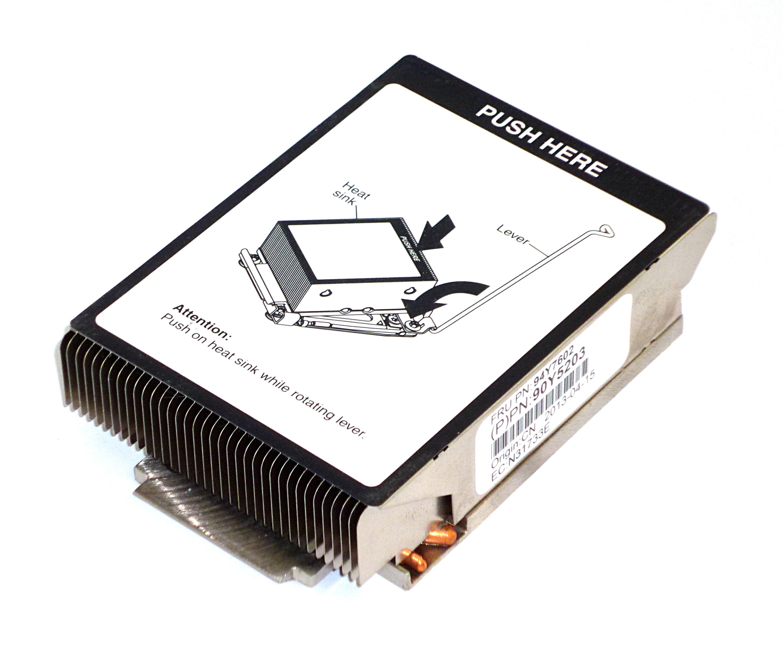 IBM 90Y5203 System X3550 M4 Heatsink 94Y7602