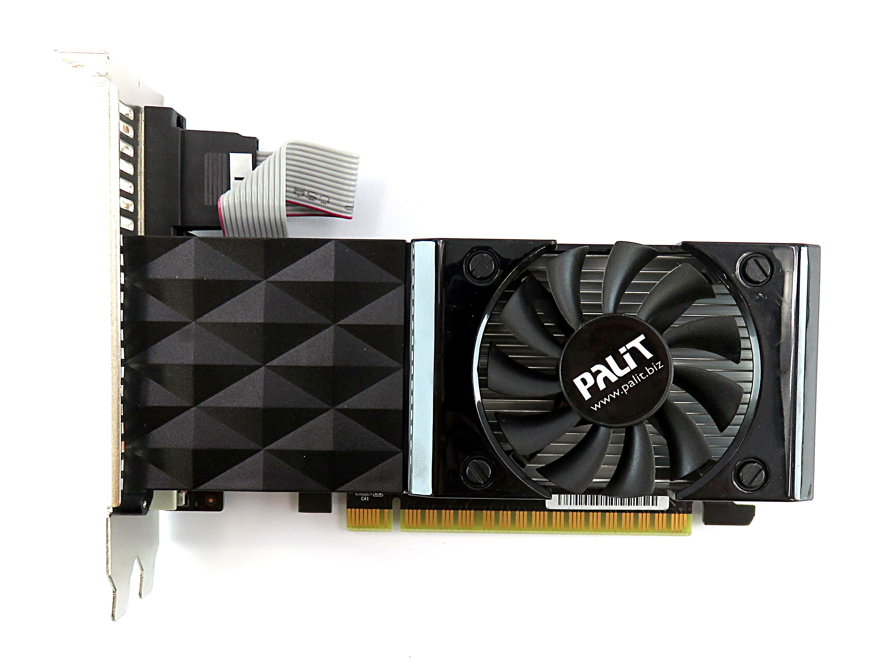 Palit nVidia GT630 2GB DDR3 PCIe Graphics Card NEAT6300HD41-1085F VGA/DVI/HDMI