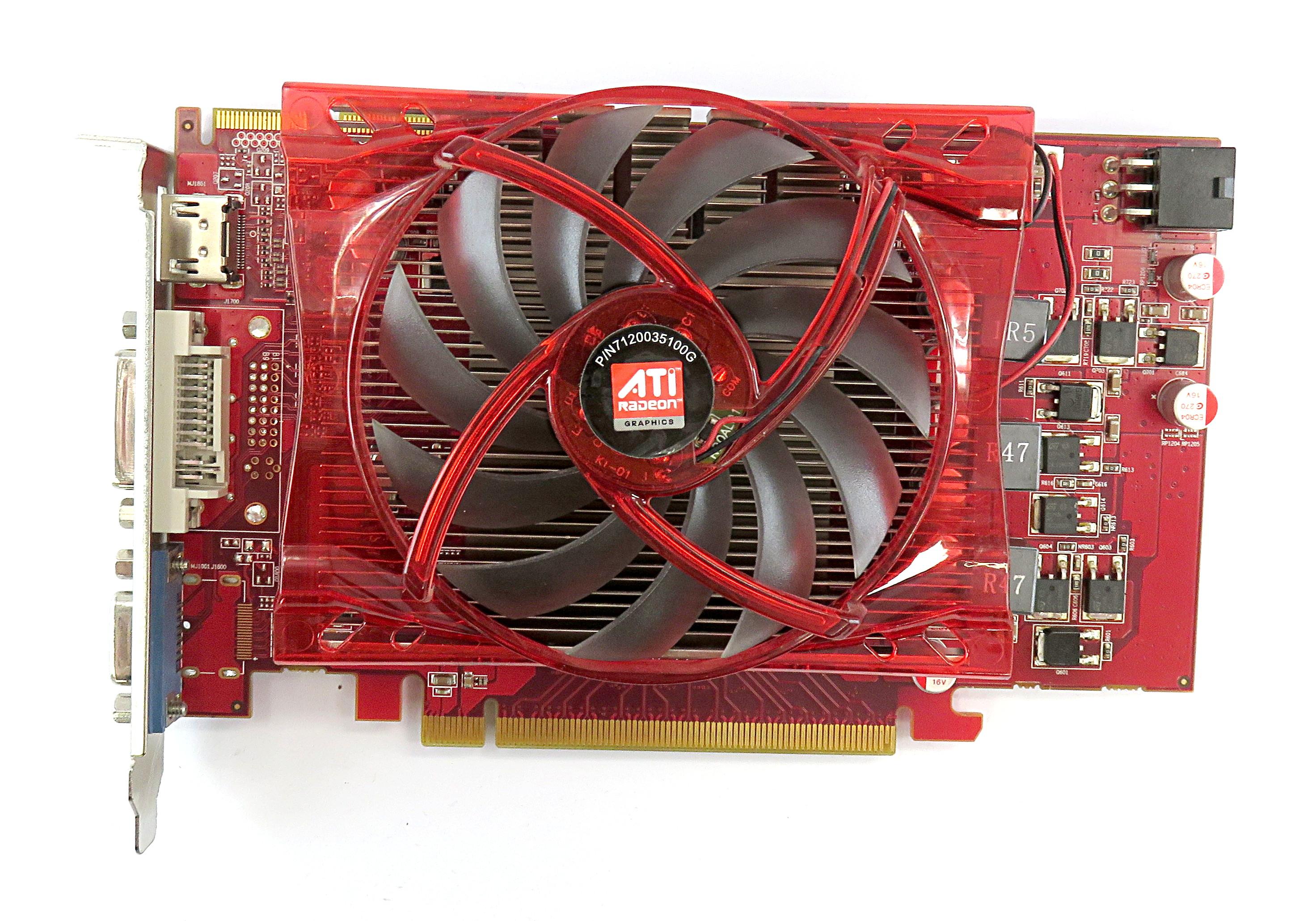 HDMI//AMD ATI Radeon HD 6770 1GB GDDR5 Graphics Card ...