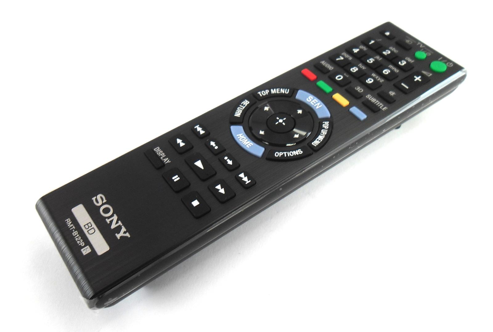 Sony Blu ray Player Rmt b107a manual