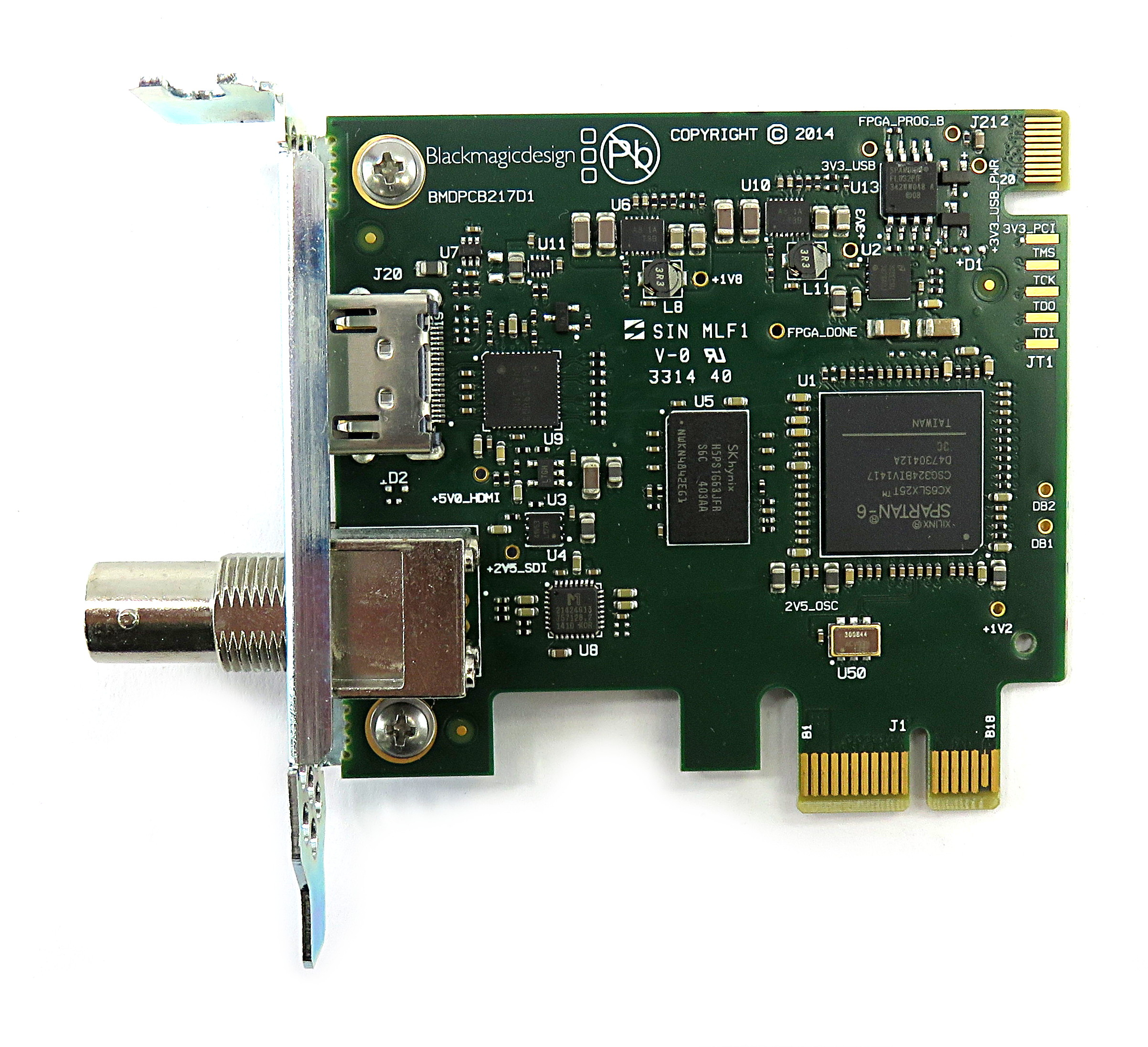 Blackmagic Design Decklink Mini Recorder Pcie Hdmi Sdi Capture Card Other Blackmore It