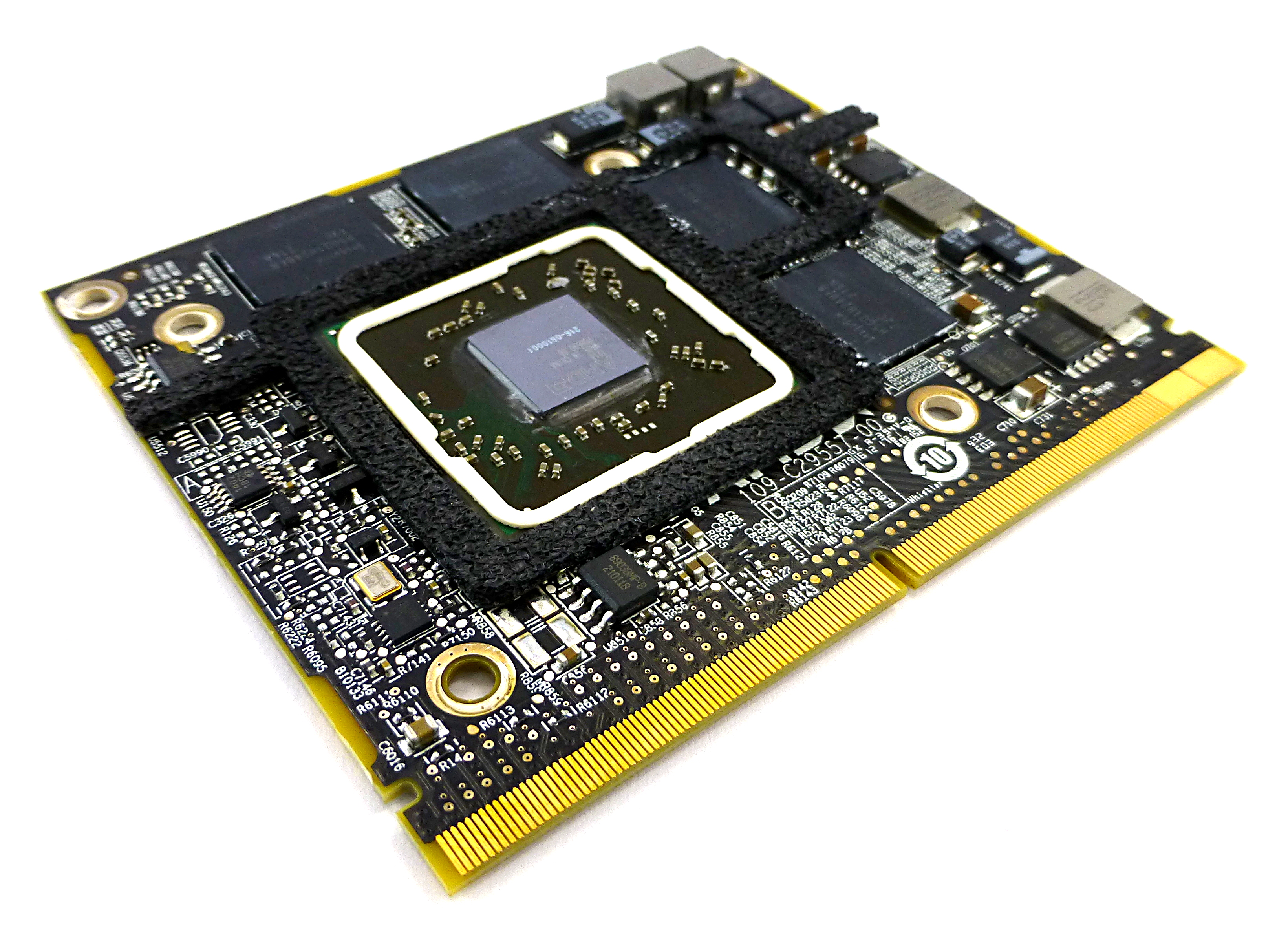 3PPINMA00D0 Apple iMac 512MB Radeon HD 6770M Graphics Card 109-C29557-00