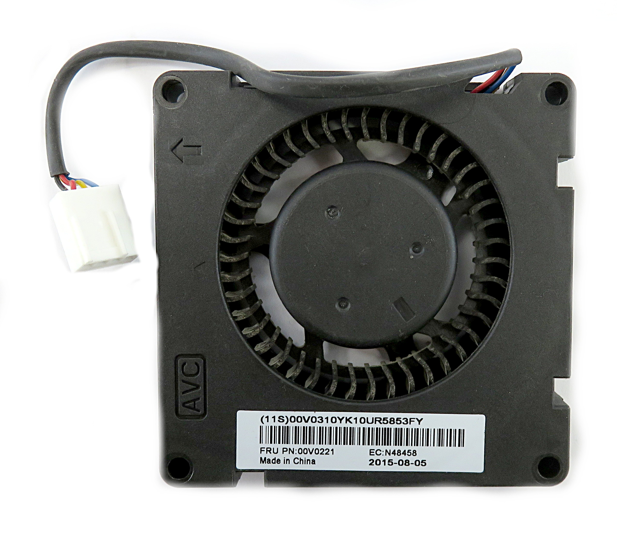 Lenovo 00V0221 Co0ling Fan f/ Toshiba TCxWave 6140-E3R EPOS Terminal