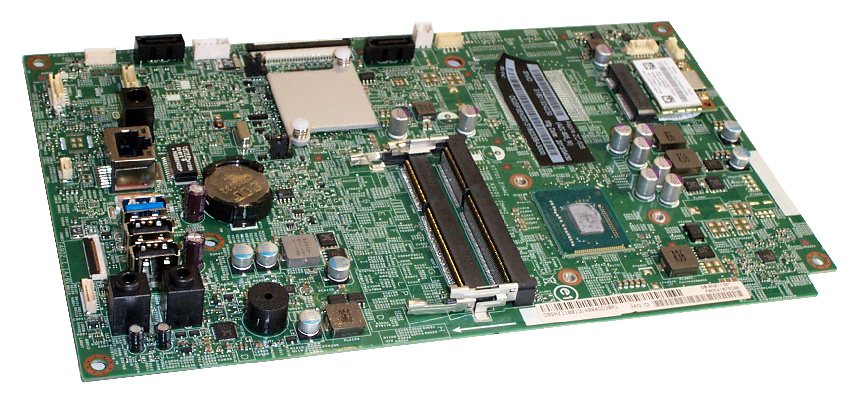 DB.SNZ11.001 Motherboard for Acer Aspire ZC-605 w/ 1.5 GHz Intel Celeron 1007U