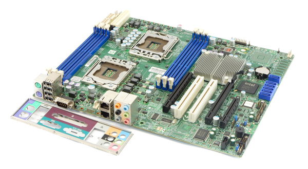 SuperMicro X8DAL-I Rev:1.01A Dual Intel Socket LGA1366 Motherboard