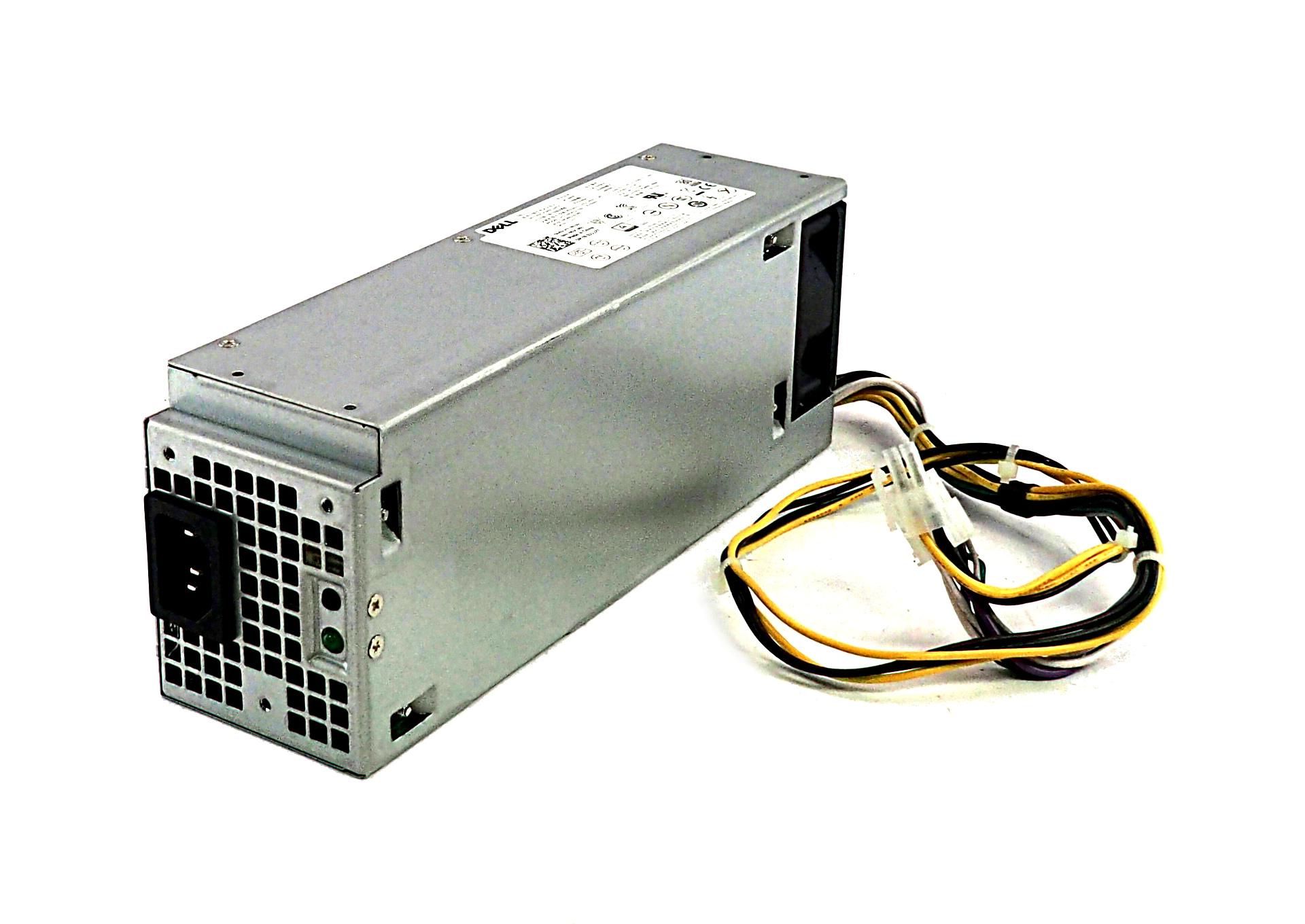 Dell J1J77 Optiplex 5040 3046 SFF 180W Power Supply - Model: HU180ES-0