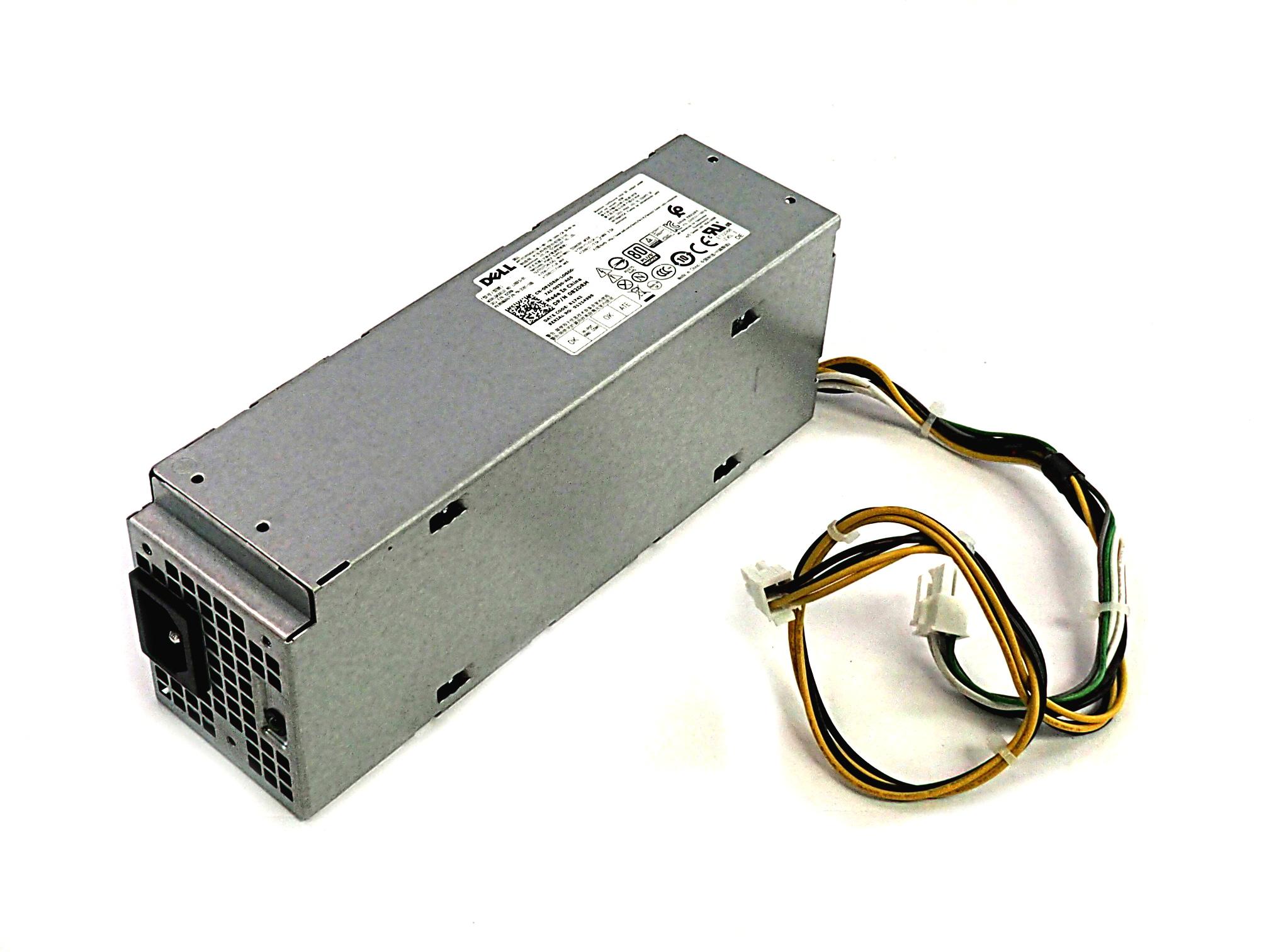 Dell 82DRM Model: L180ES-01 180W Switching Power Supply f/ OptiPlex 5050 SFF PC