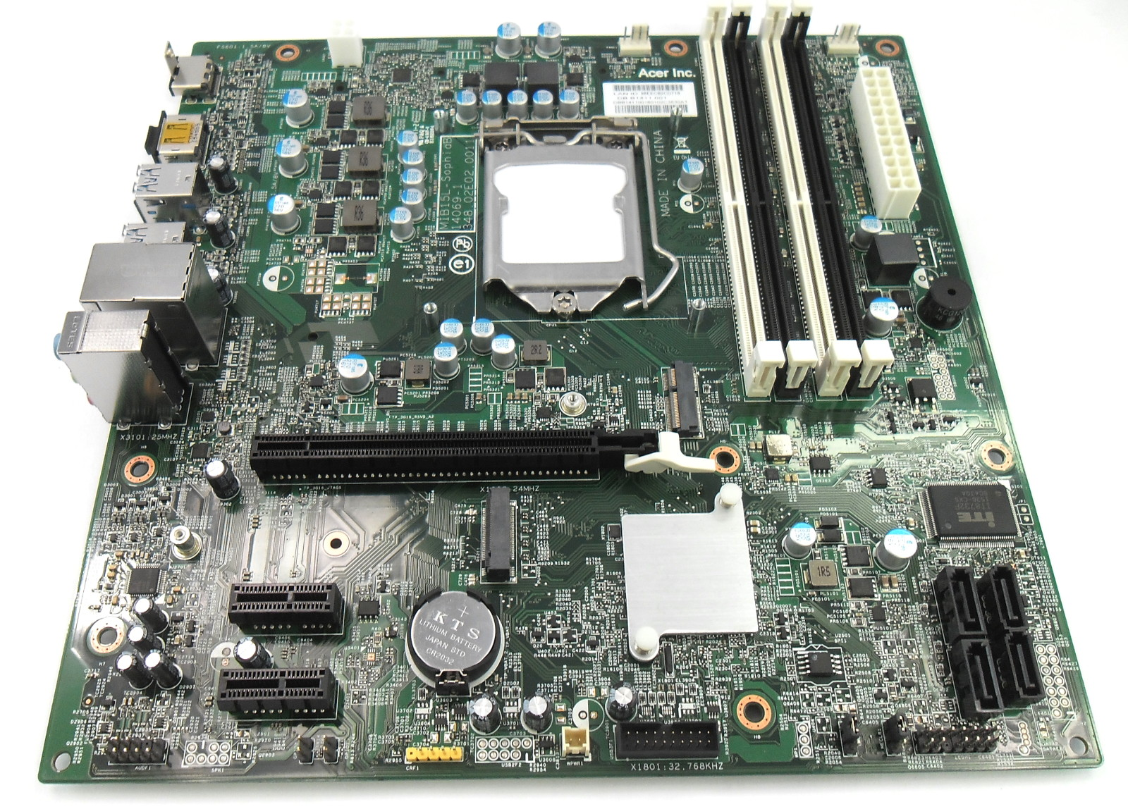 DB.B1411.001 Acer Predator G3-710 Motherboard MIB15L-SophiaB