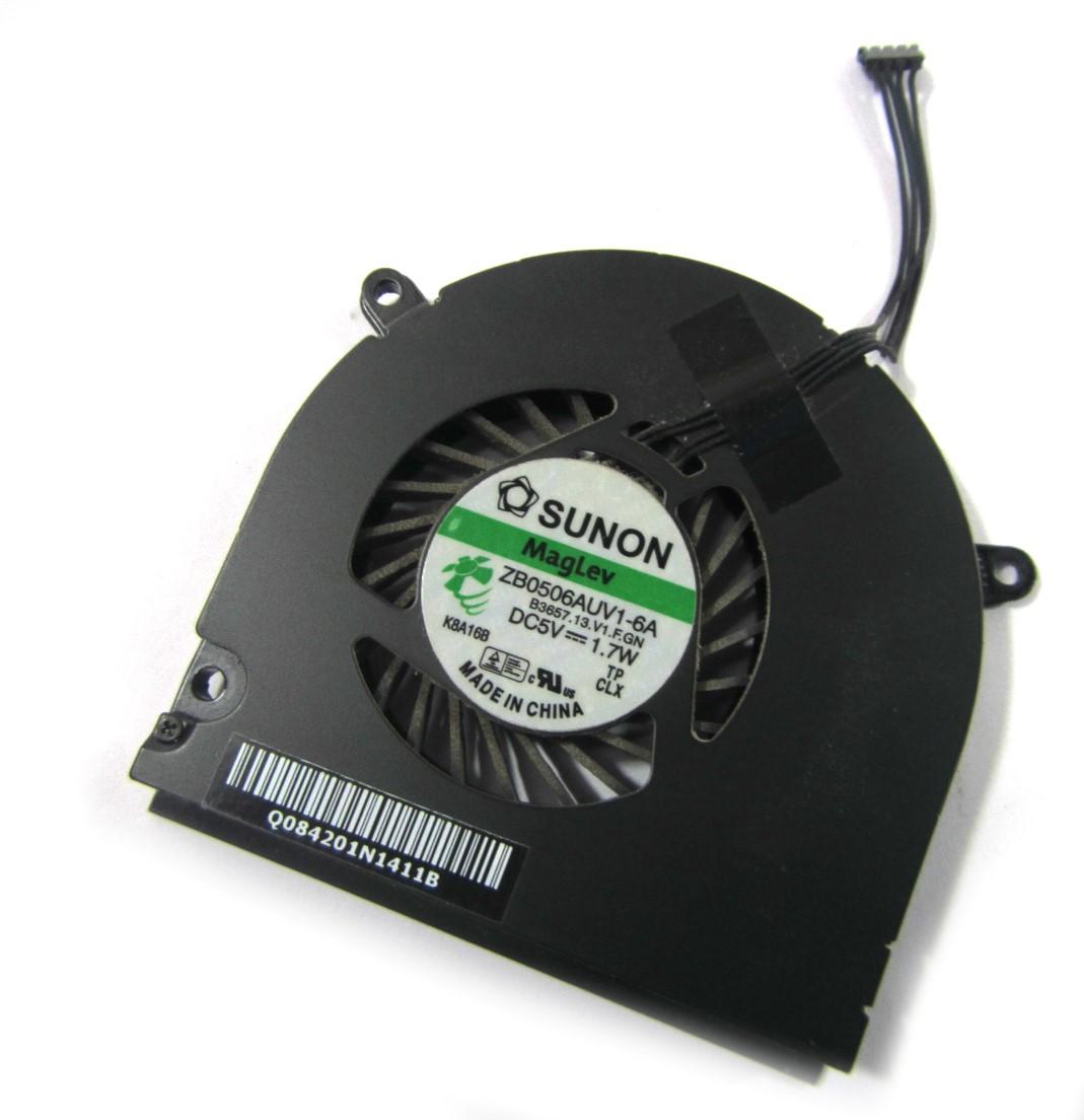 "Apple MacBook Pro 13"" A1278 CPU Cooling Fan Sunon ZB0506AUV1-6A/B3657.13.V1.F.GN"
