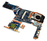Acer Aspire 4810TZ Motherboard w/ CPU SLGS4 and System Boards - 48.4CQ01.021